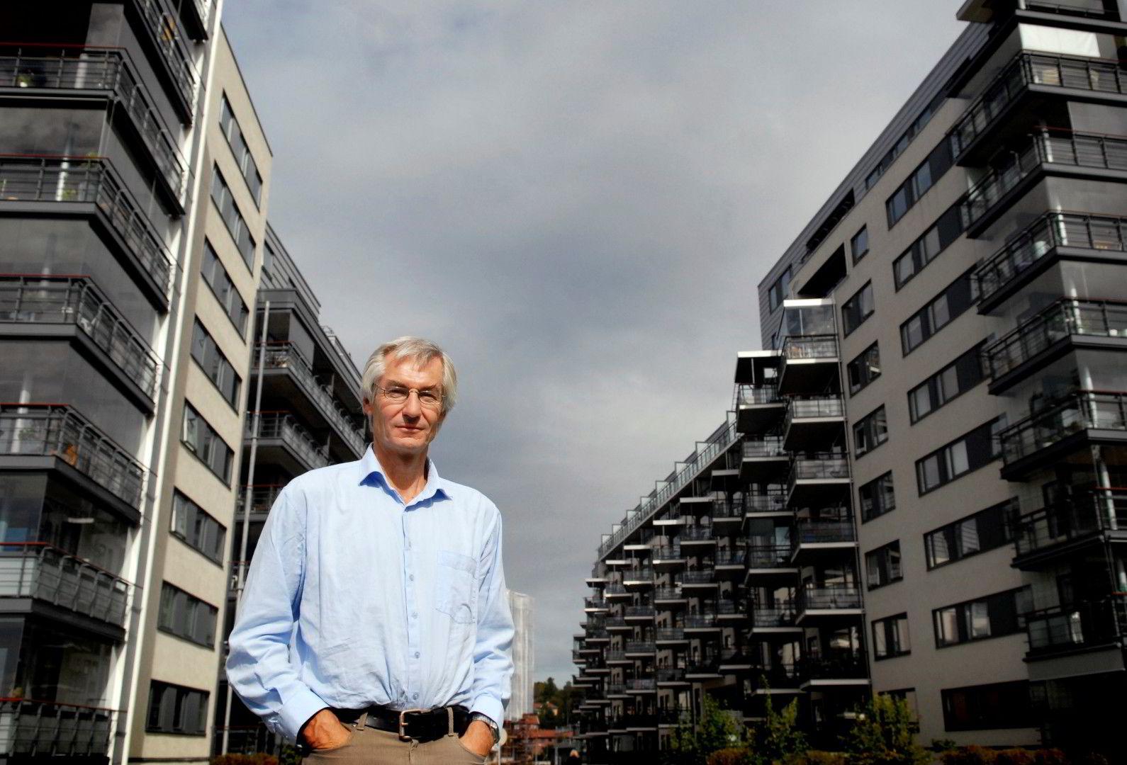 Sjeføkonom Kjell Senneset i analyseselskapet Prognosesenteret.