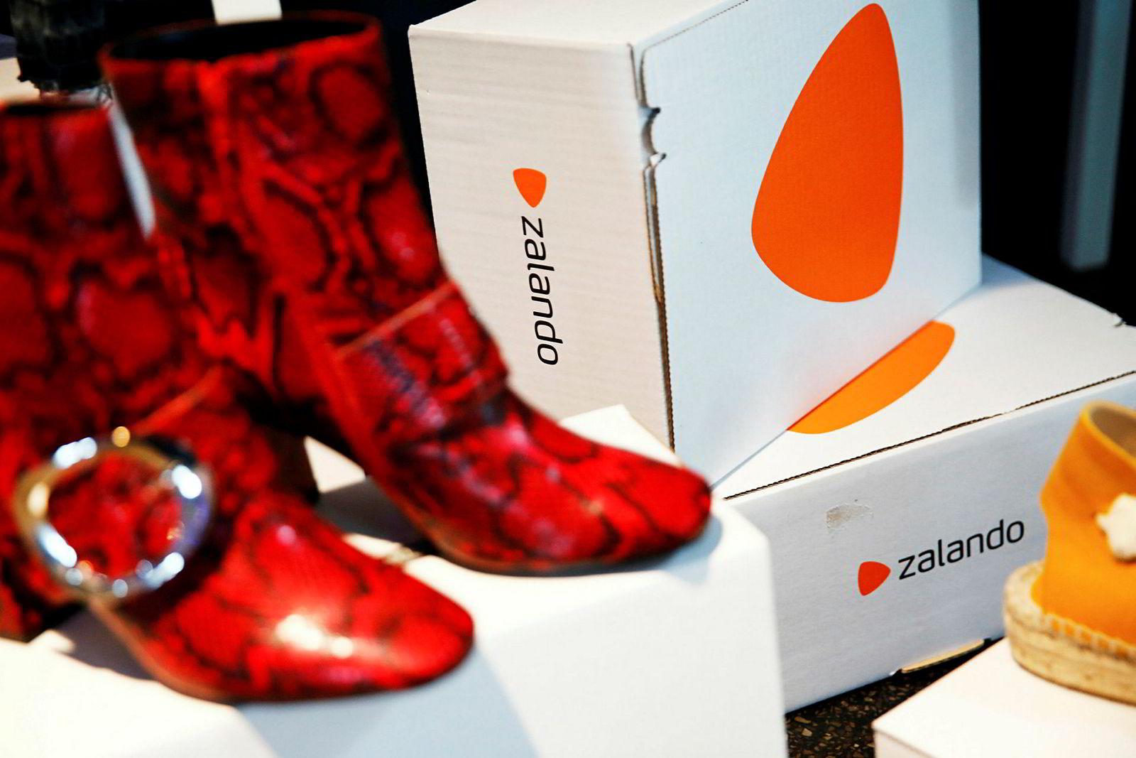 Motebutikken Zalando økte omsetningen, men slet mer lønnsomheten i fjor.
