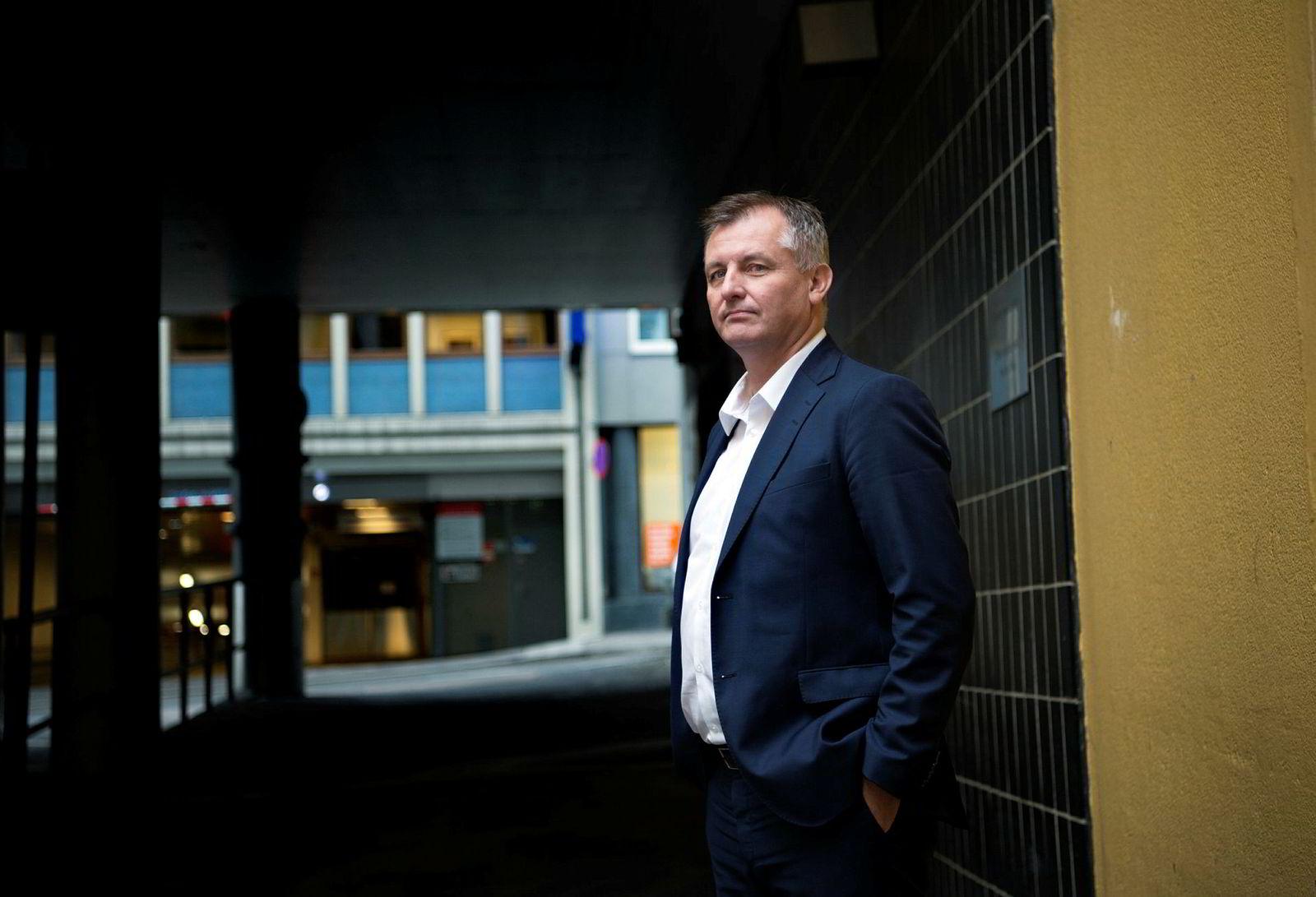 Administrerende direktør Eivind Bøe i Randstad Norge ser at mange arbeidstagere slutter fordi de er misfornøyde med egen lønn.