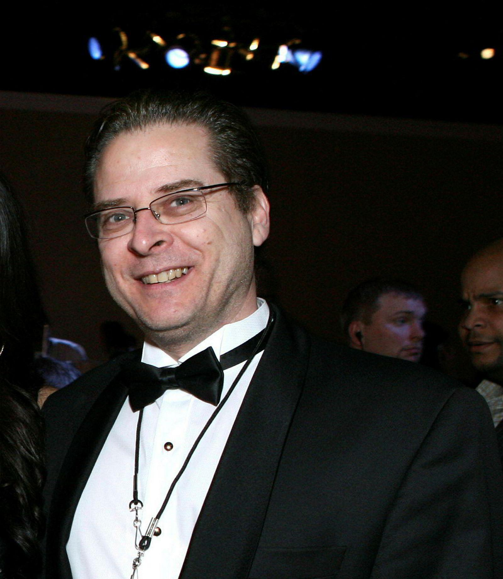 Administrerende direktør Richard Sanders i Tidal.