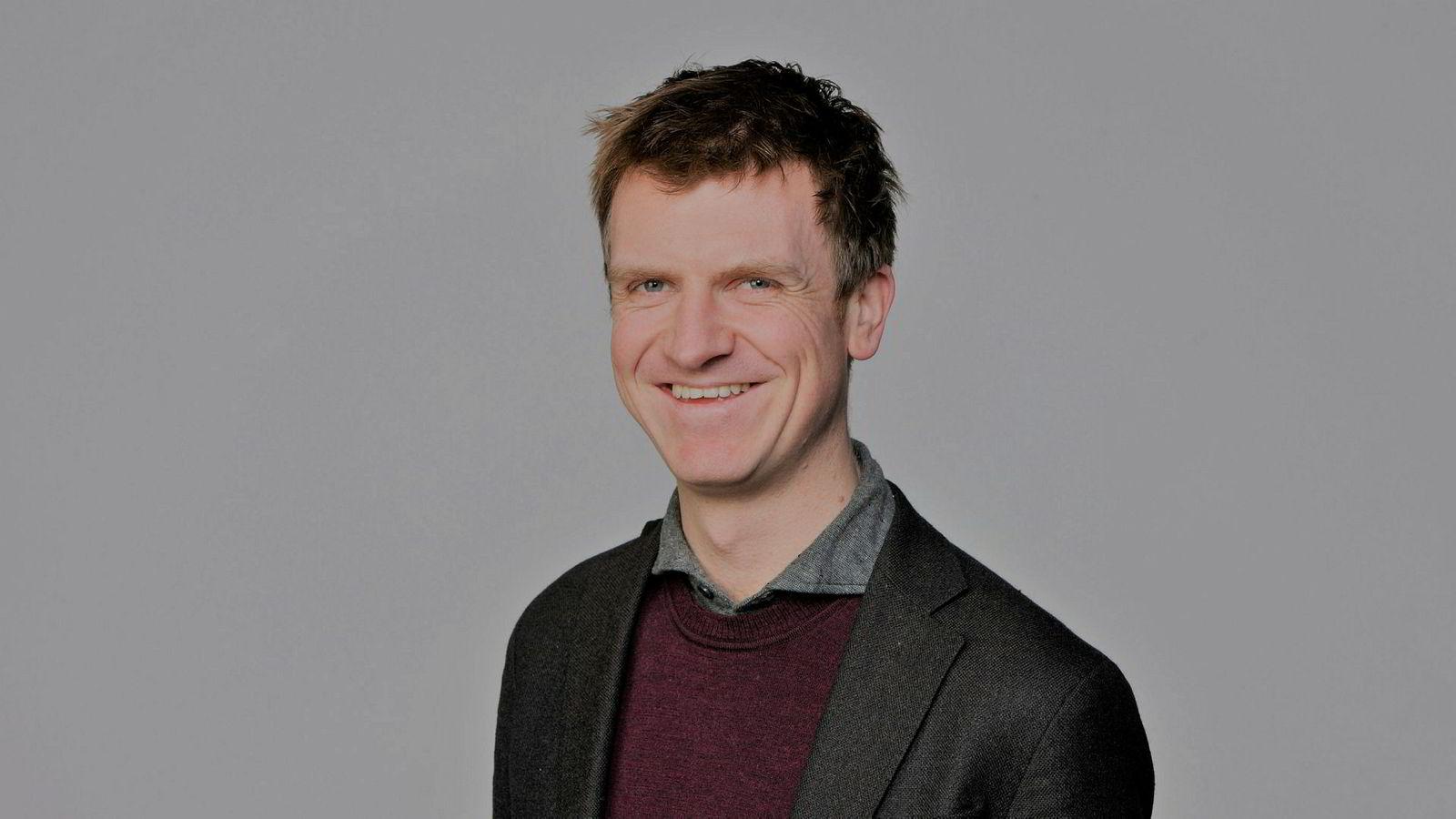 Morten Danielsen er kommersiell direktør i Egmont Publishing.