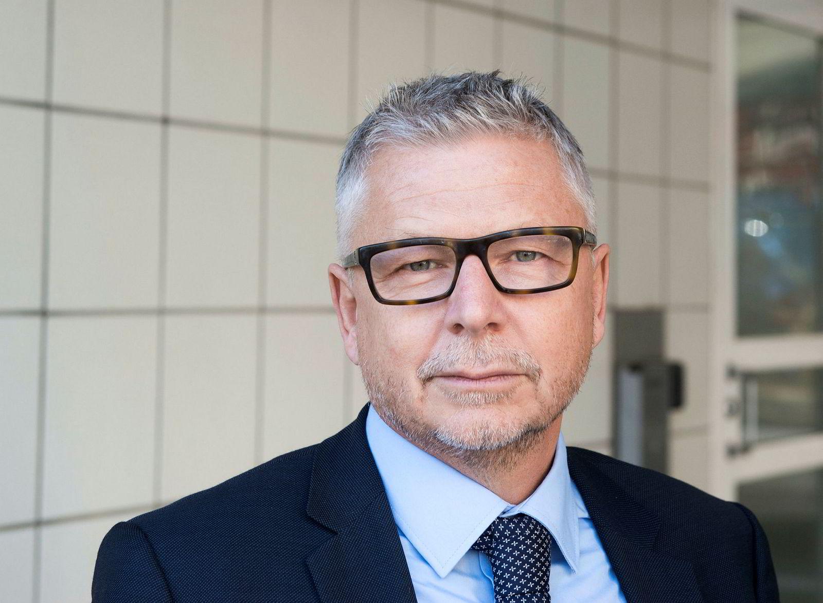 Sjefstrateg i Nordea Wealth Management Erik Bruce.