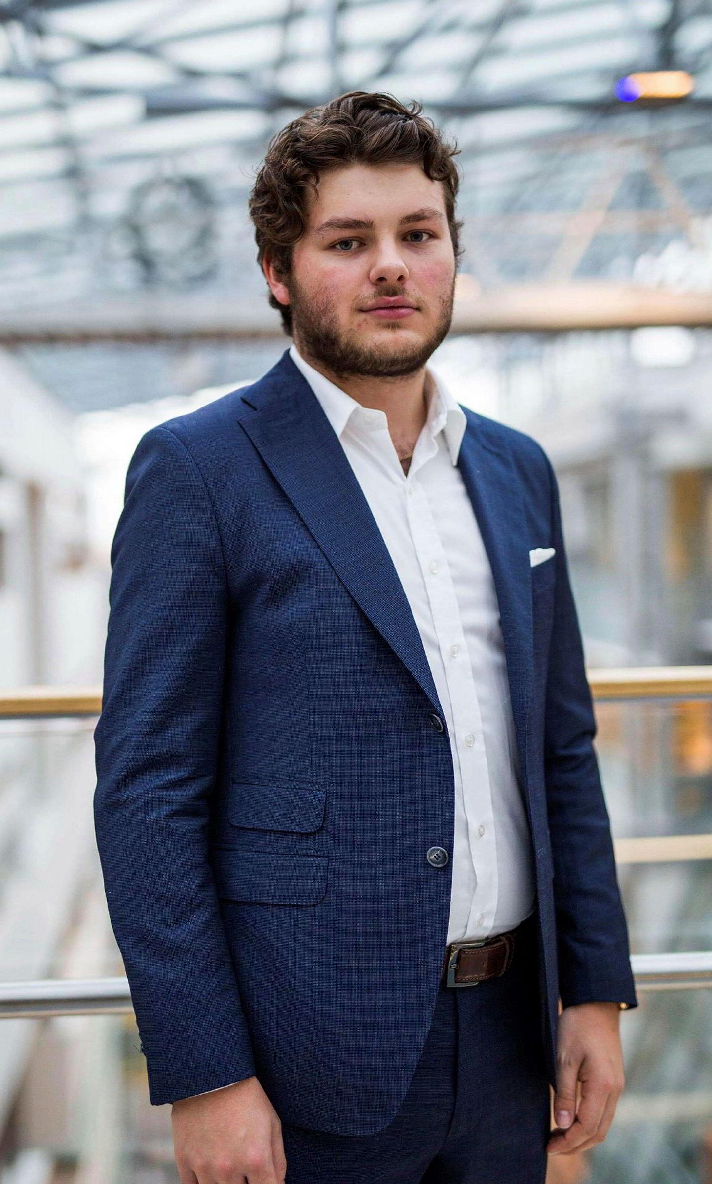 Jonas Økland.