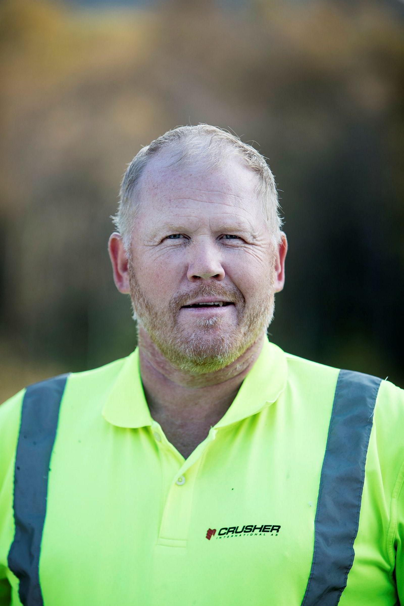 Etter ni år med tap og nederlag, har det endelig snudd for Crusher-sjef Lloyd Sundstøl, gasellevinneren i Telemark.