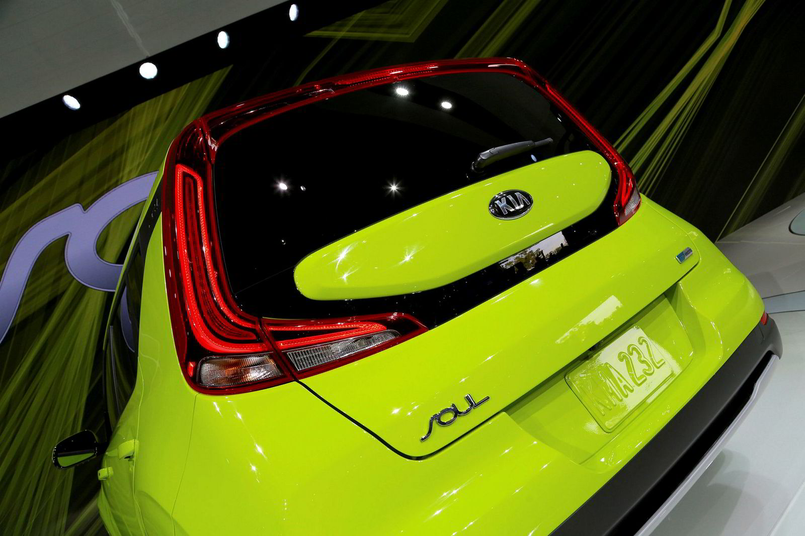 . Kia Soul i Los Angeles.