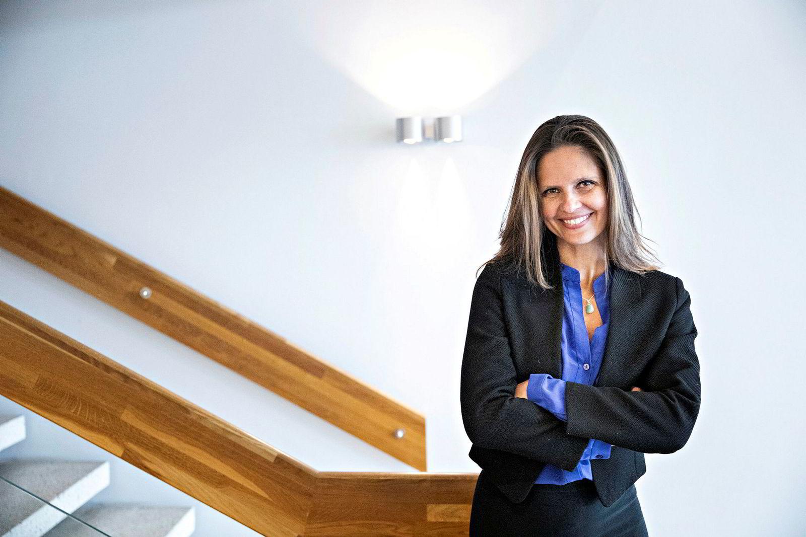 Oljeanalytiker Nadia Martin Wiggen i Pareto Securities.