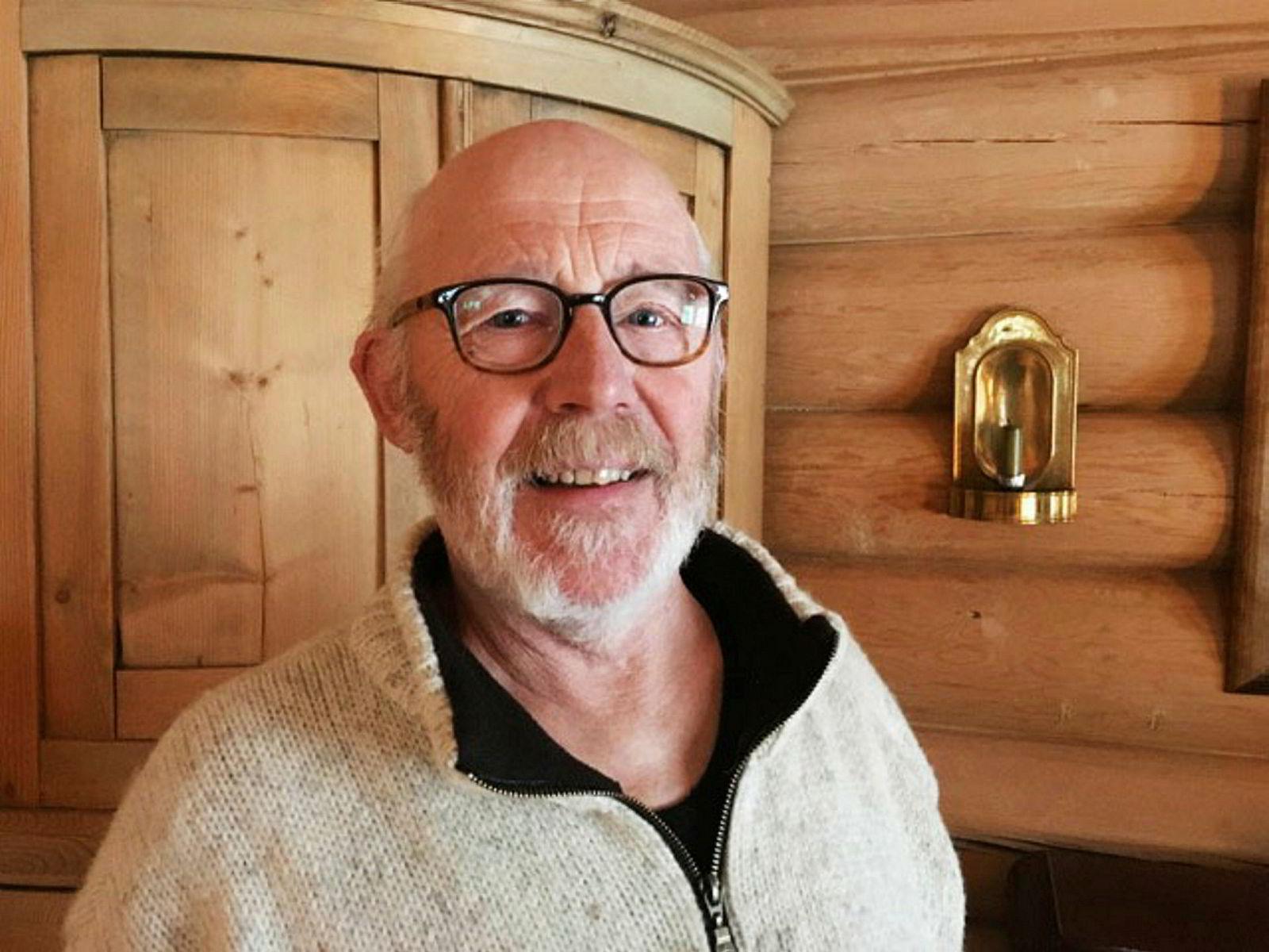 – NSB er et fint navn, sier Trond Nordby som ønsker å overta merkevaren på vegne av Foreningen Atna godshus.