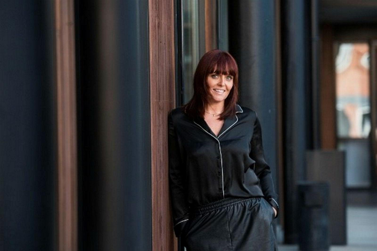 Karianne Myrvold, markeds- og kommunikasjonssjef i datasikkerhetsfirmaet Trend Micro.