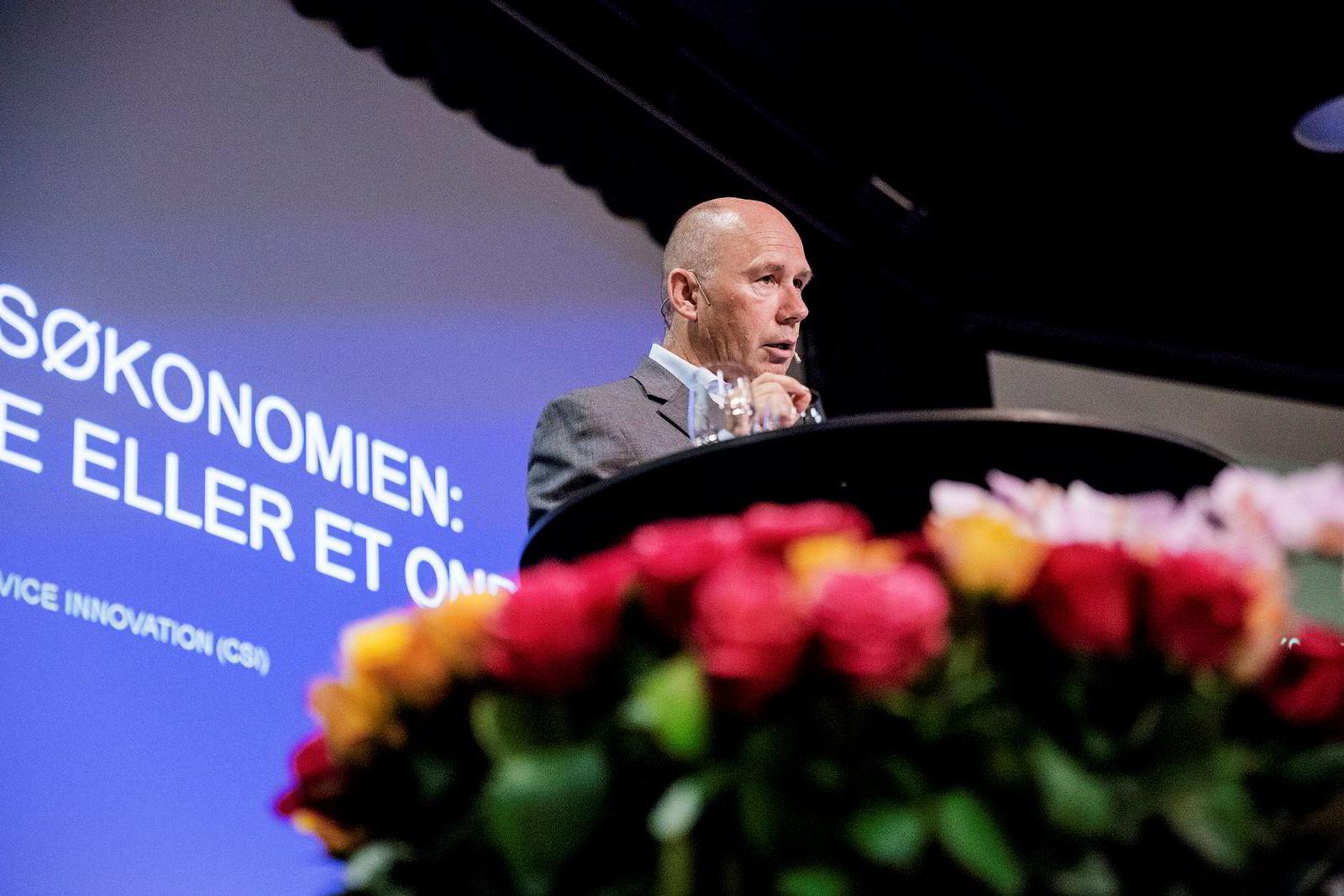Tor Andreassen, professor ved NHH.