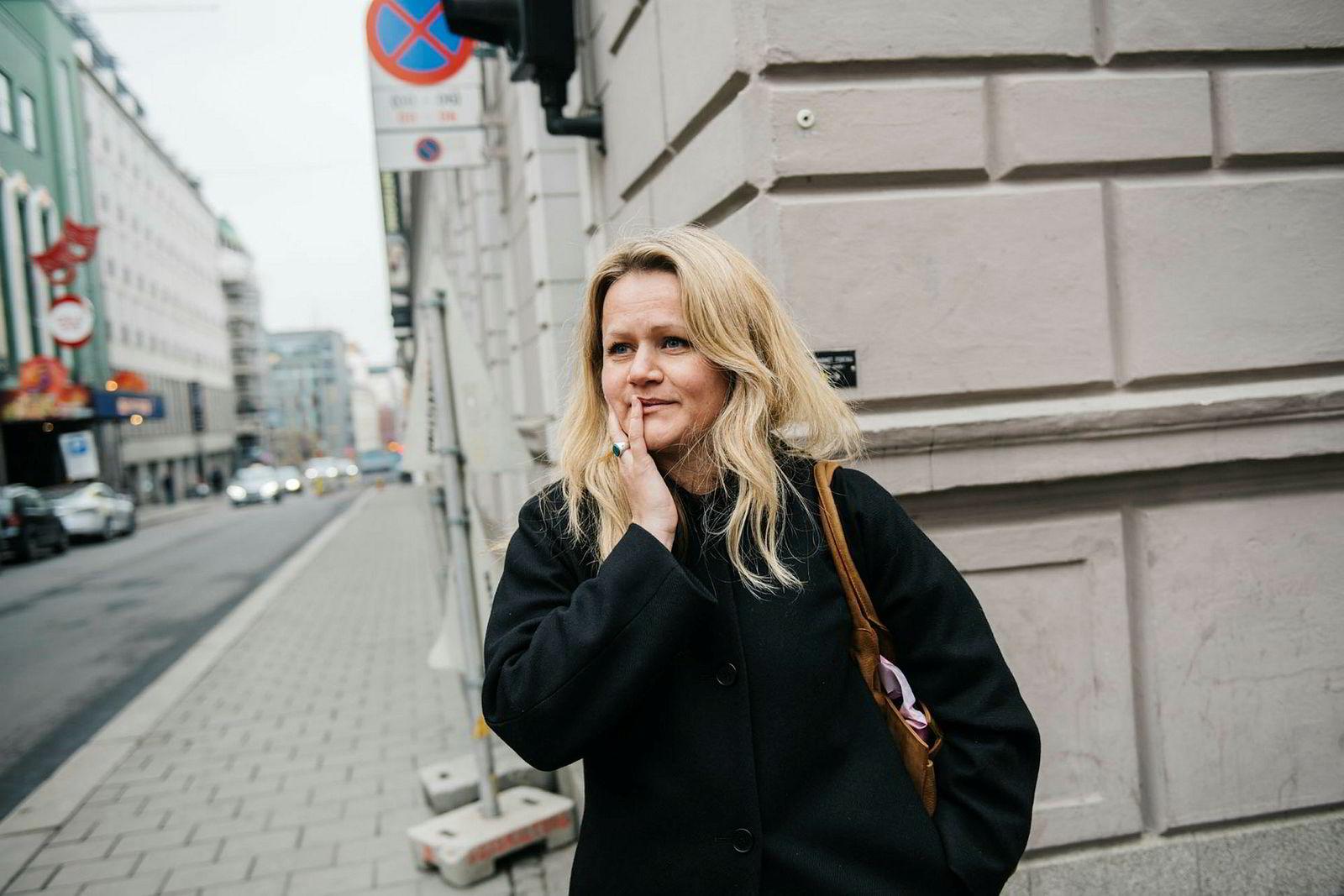 Ingrid Erøy Fagervik.
