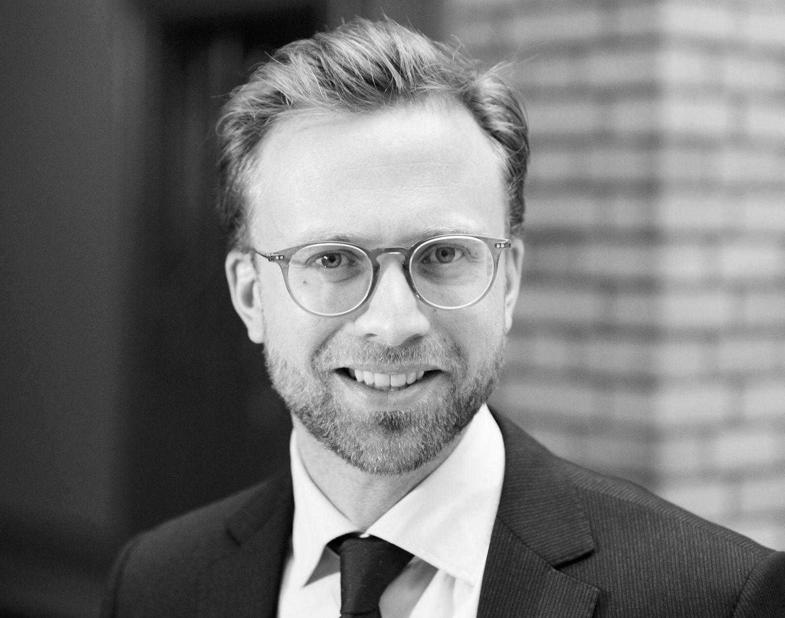 Nikolai Astrup, utviklingsminister og tidligere miljøpolitisk talsperson i Høyre.