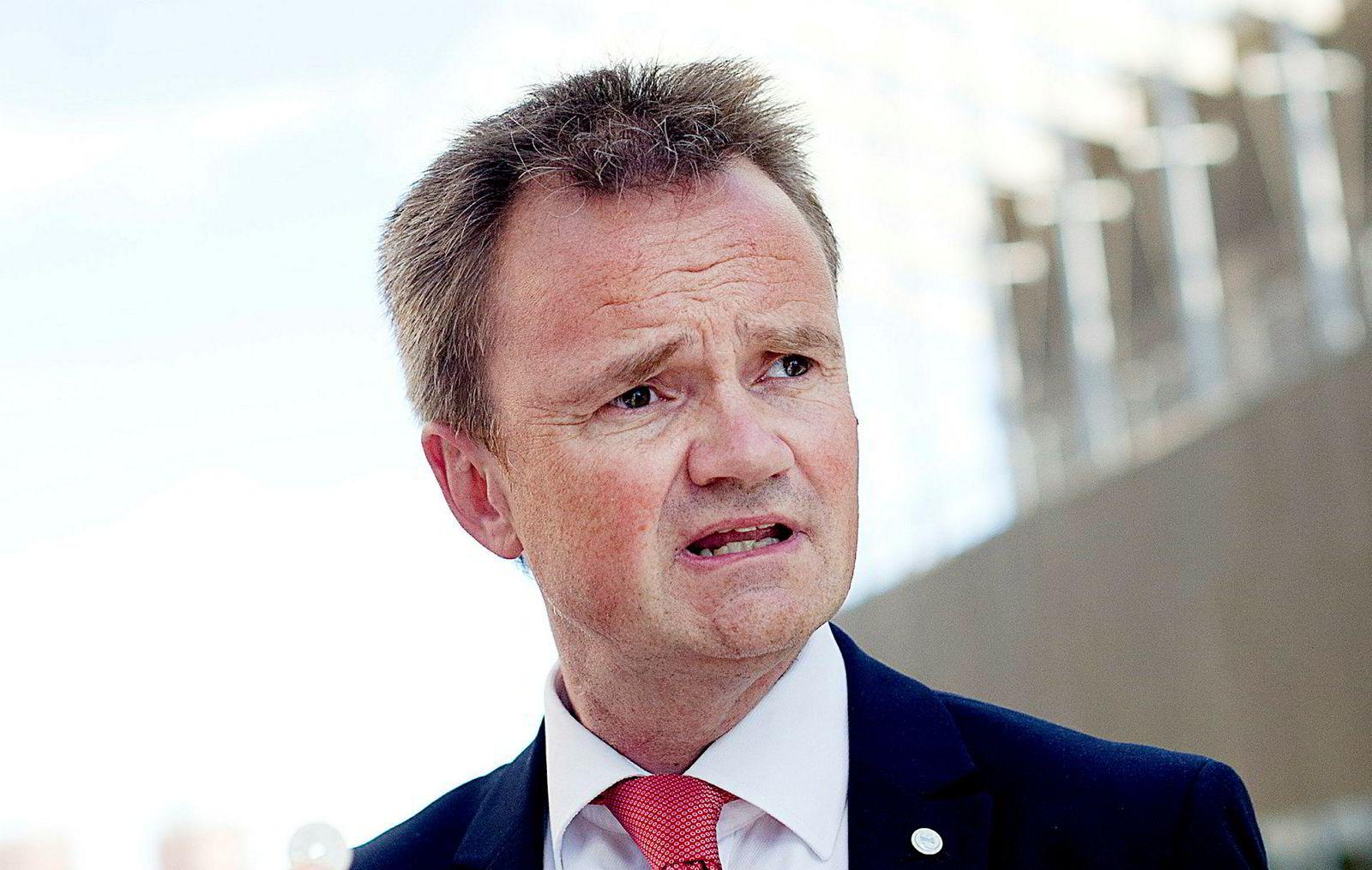Jan Frode Janson blir ny sjef i Sparebank 1 SMN.