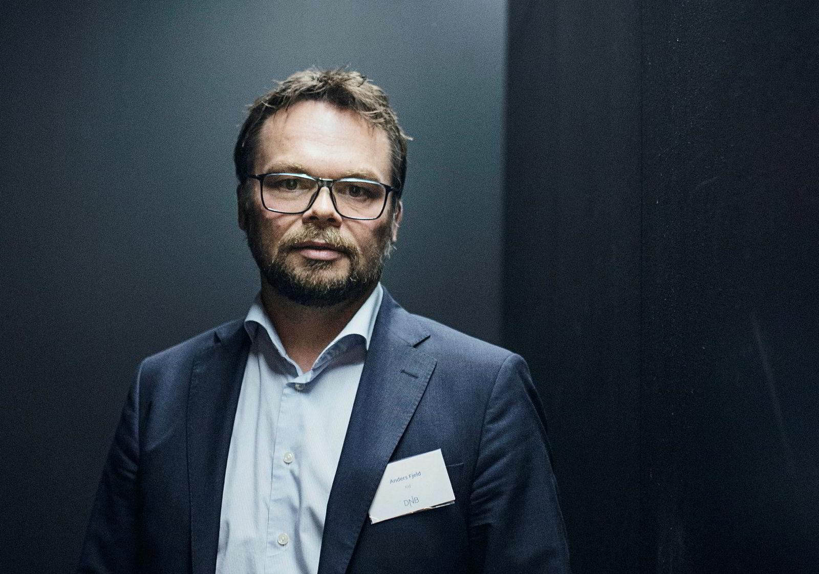 Anders Fjeld, Kid Interiør.