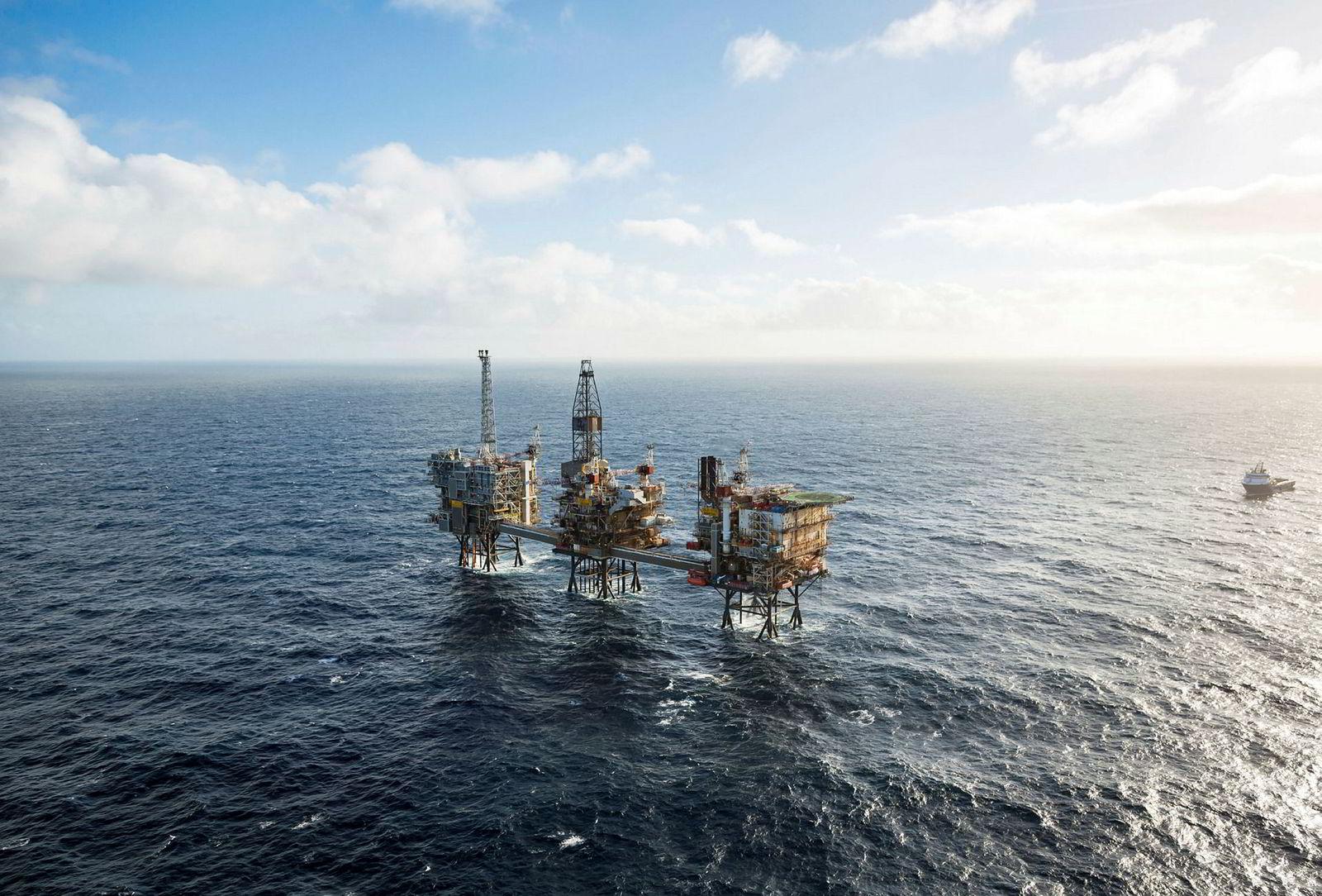 Aker BP venter at gassinjeksjon på Ula vil gi økt oljeutvinningsgrad der.