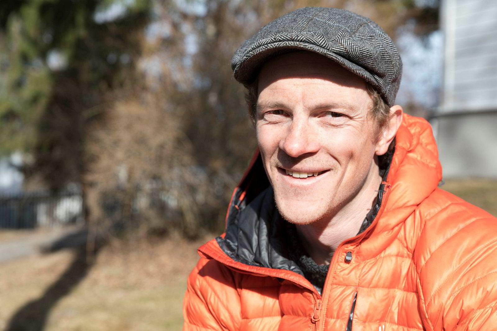 Rasmus Ramstad daglig leder i turselskapet Hvitserk og Eventyrreiser.