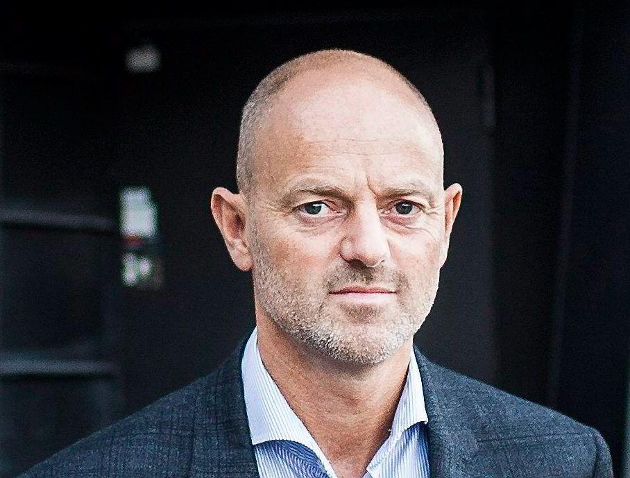 Kommunikasjonsdirektør Bjørn Takle Friis i Coop mener konkurrentene syter.