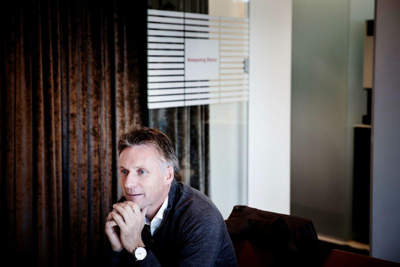 Alfred Ydstebø krever 130 millioner av Petter Smedvig Hagland og sine tidligere partnere Kjetil Andersen og Thomas Mjeldheim.