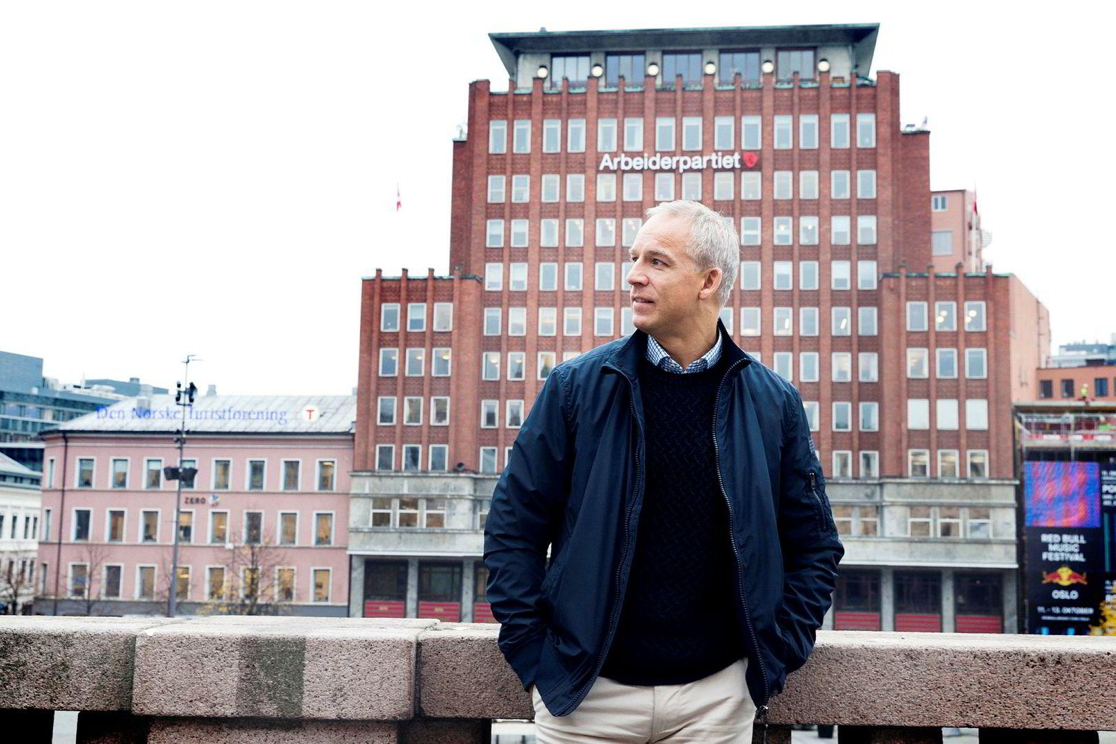 Hans Olav Syversen blir en del av regjeringsapparatet.