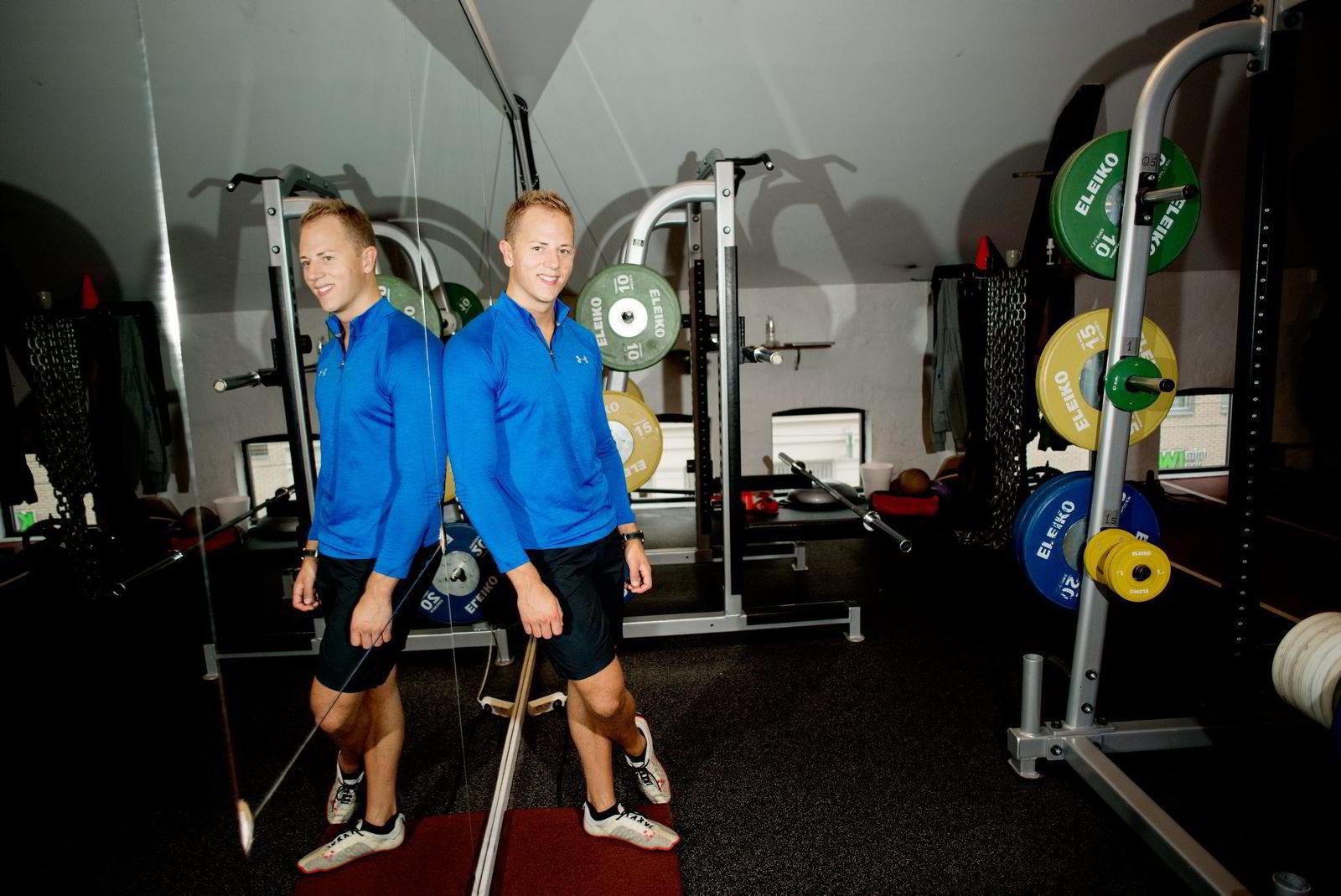 Mer muskelmasse gir bedre helse og økt forbrenning, påpeker personlig trener Martin Norum.