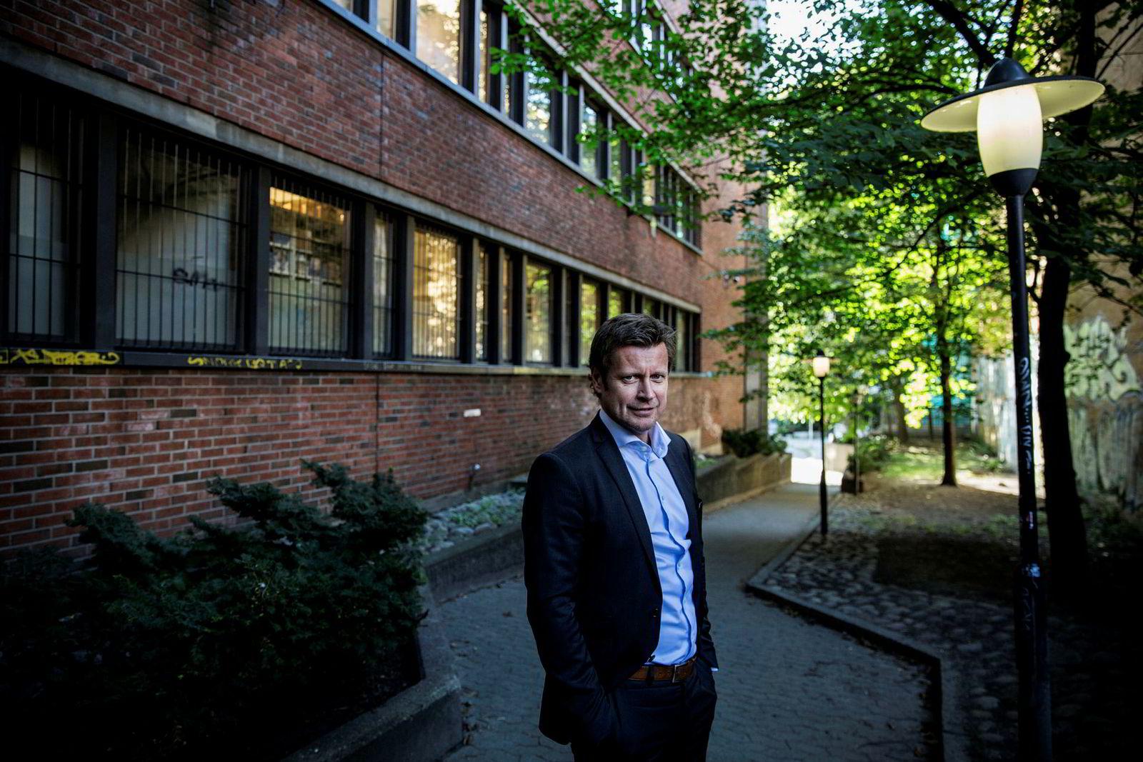 – Hvis NRK mener dette kun handler om penger, er det et uredelig argument, sier kanalsjef Trygve Rønningen i TV 2.