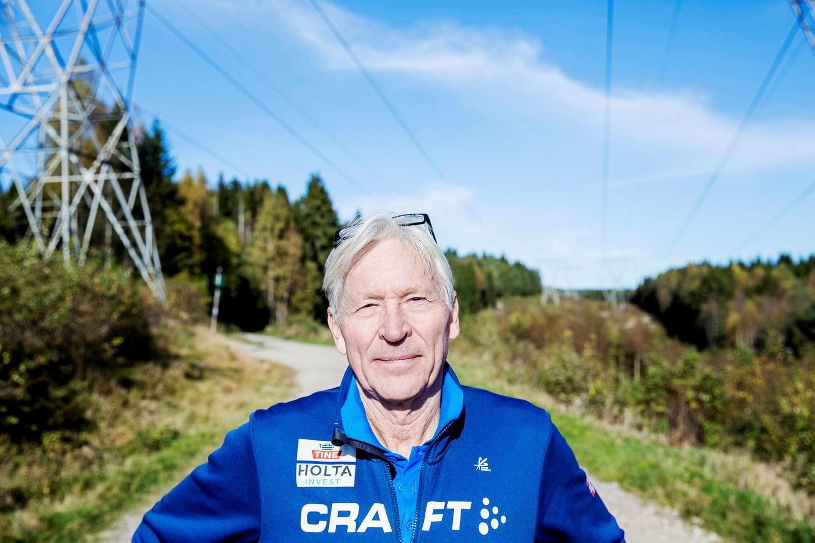 Eystein Enoksen, professor i treningsvitenskap ved Norges idrettshøgskole (NIH).