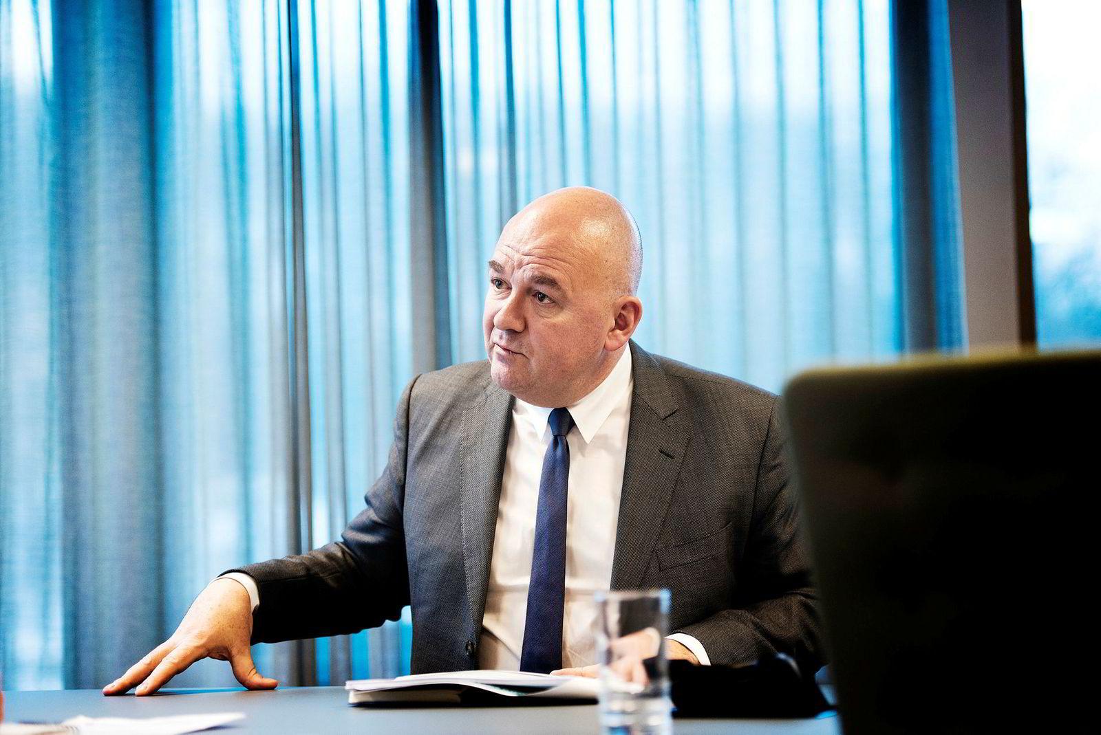 – Vi har en intensjon om å gjøre Oslo til Euronext-gruppens ekspertisesenter for råvarer, sier Euronext-sjef Stéphane Boujnah.