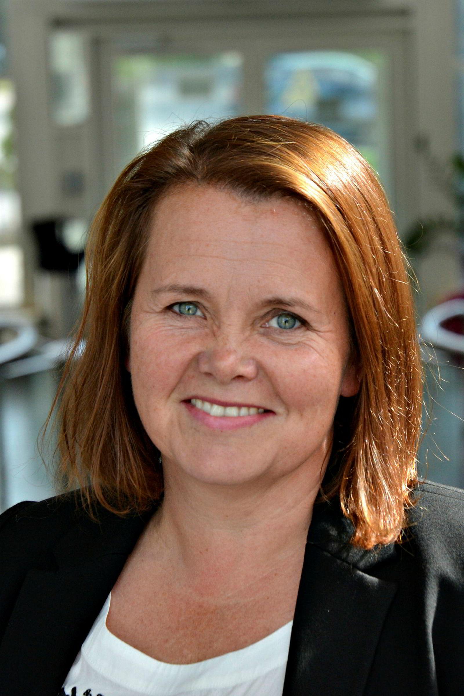 . Bente Hoff, avdelingsdirektør for Cybersikkerhet i Nasjonal sikkerhetsmyndighet.