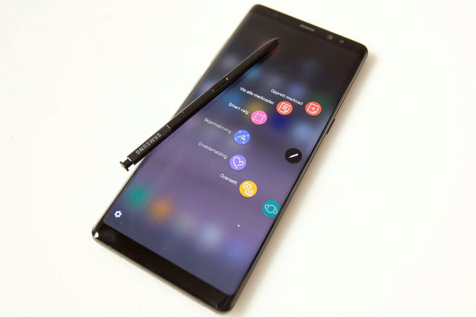 Pennen med sine unike funksjoner er en av tingene som kan den stive prisen på Samsung Galaxy Note 8.