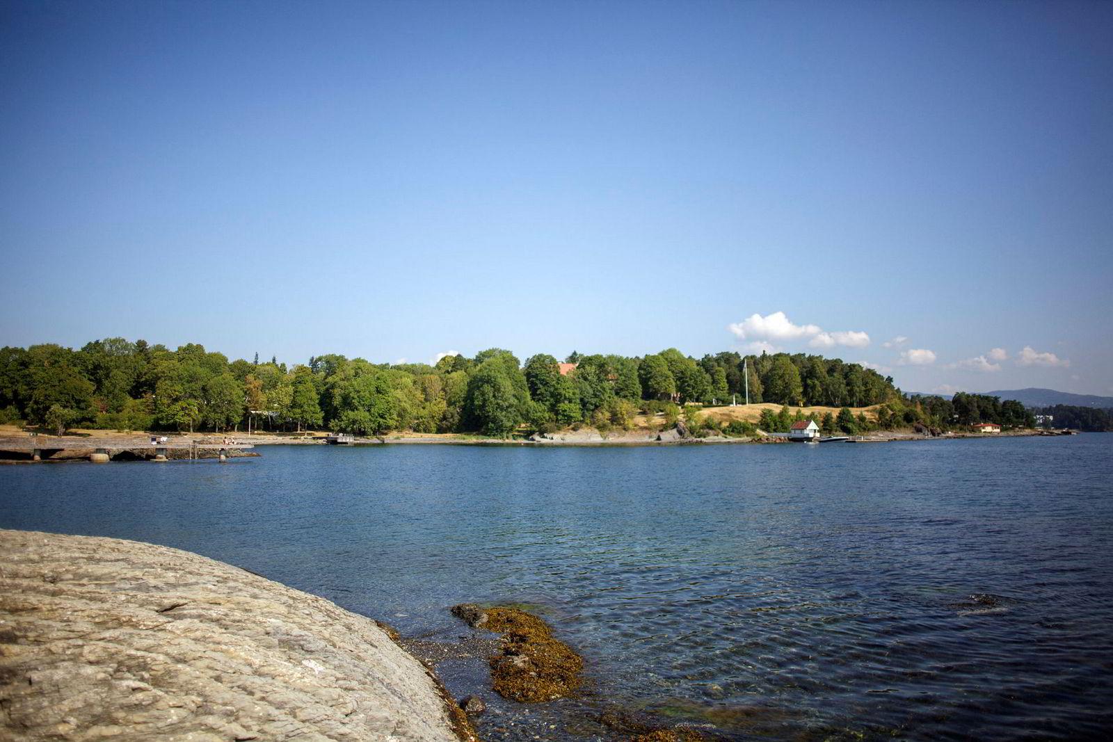 Med sin fantastiske fjordbeliggenhet burde området ideelt sett vært utnyttet til boligformål, mener KLP Eiendom og Fredly.