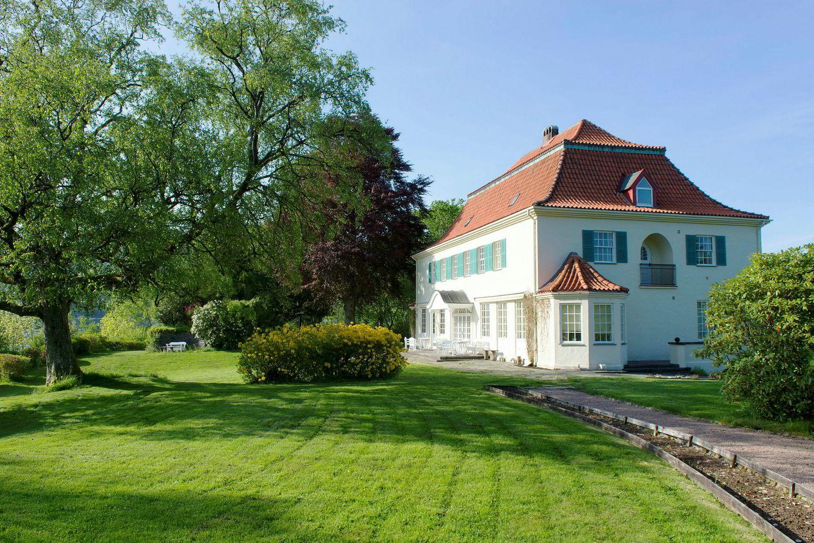 Kyrre Gørvell-Dahll satte prisrekord i Bergen forrige måned da han kjøpte denne boligen.