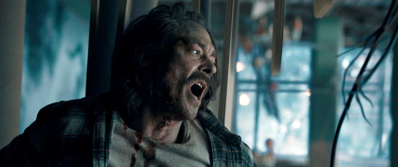 Kristoffer Joner spiller hovedrollekarakteren Kristian i «Skjelvet».