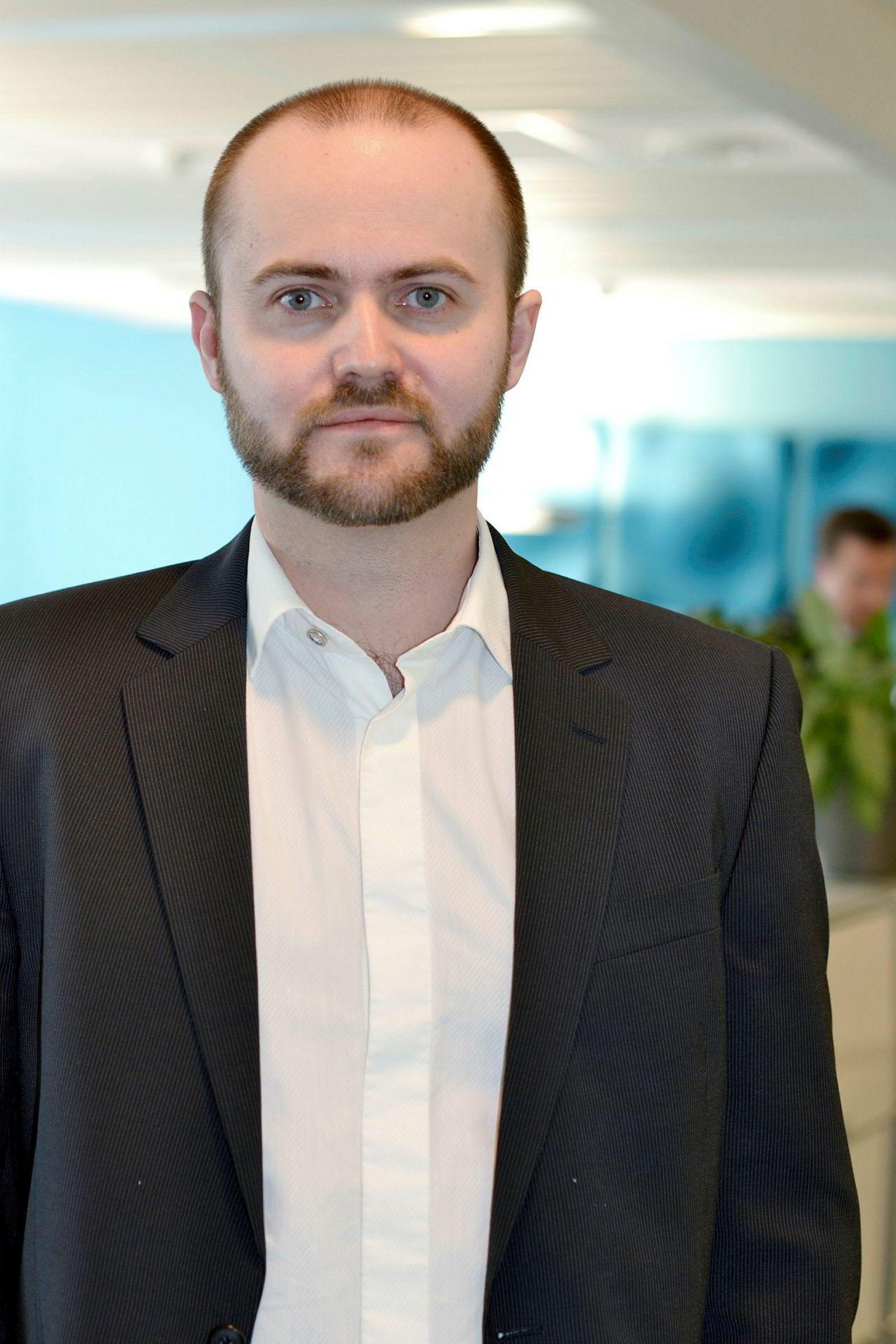 Analysesjef Bjørnar Tonhaugen, Rystad Energy.