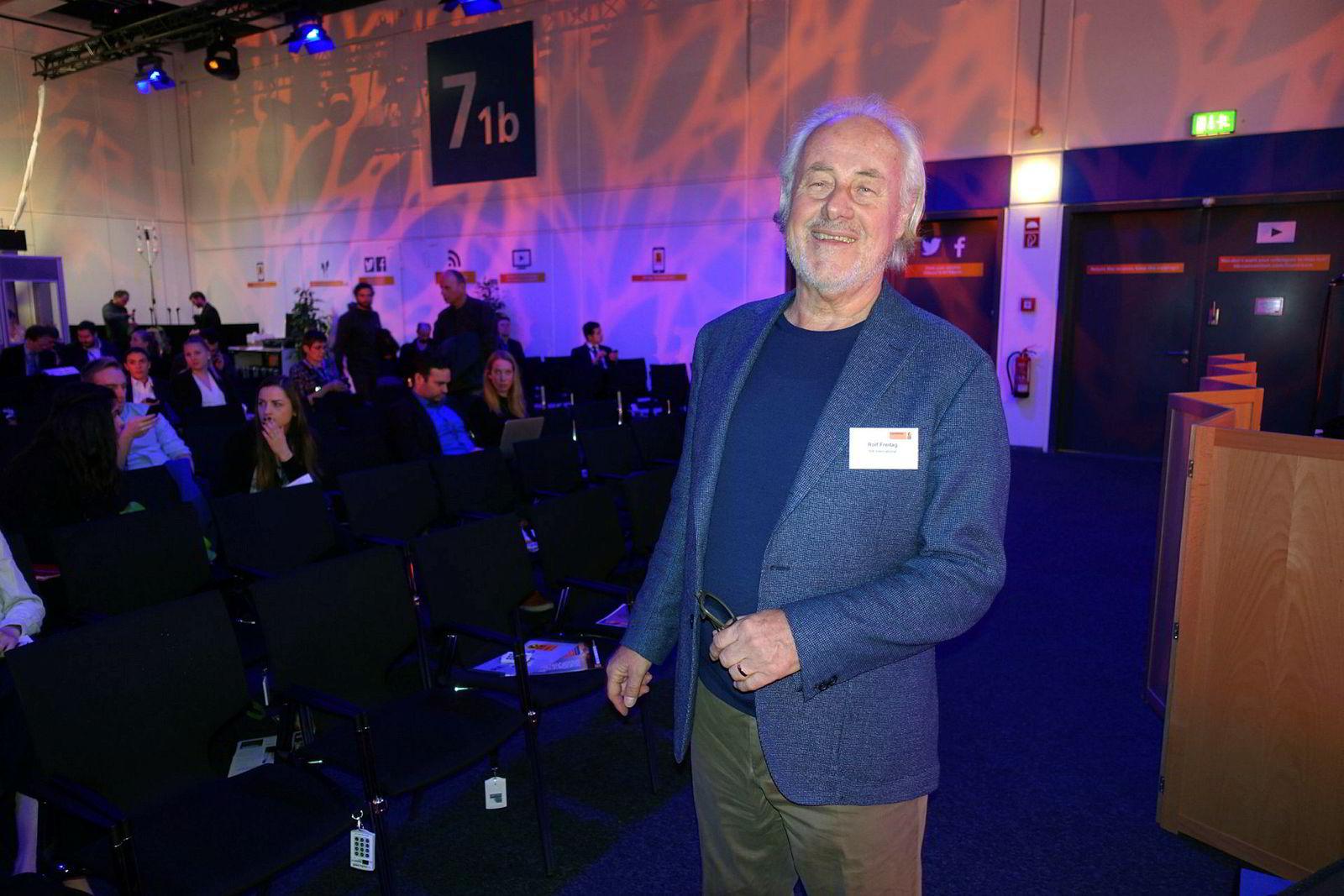 Rolf Freitag, administrerende direktør i analyseselskapet IPK International i München, gleder seg over kraftig turistvekst over det meste av verden - men lurer på hvorfor veksten har stanset opp til Norge.