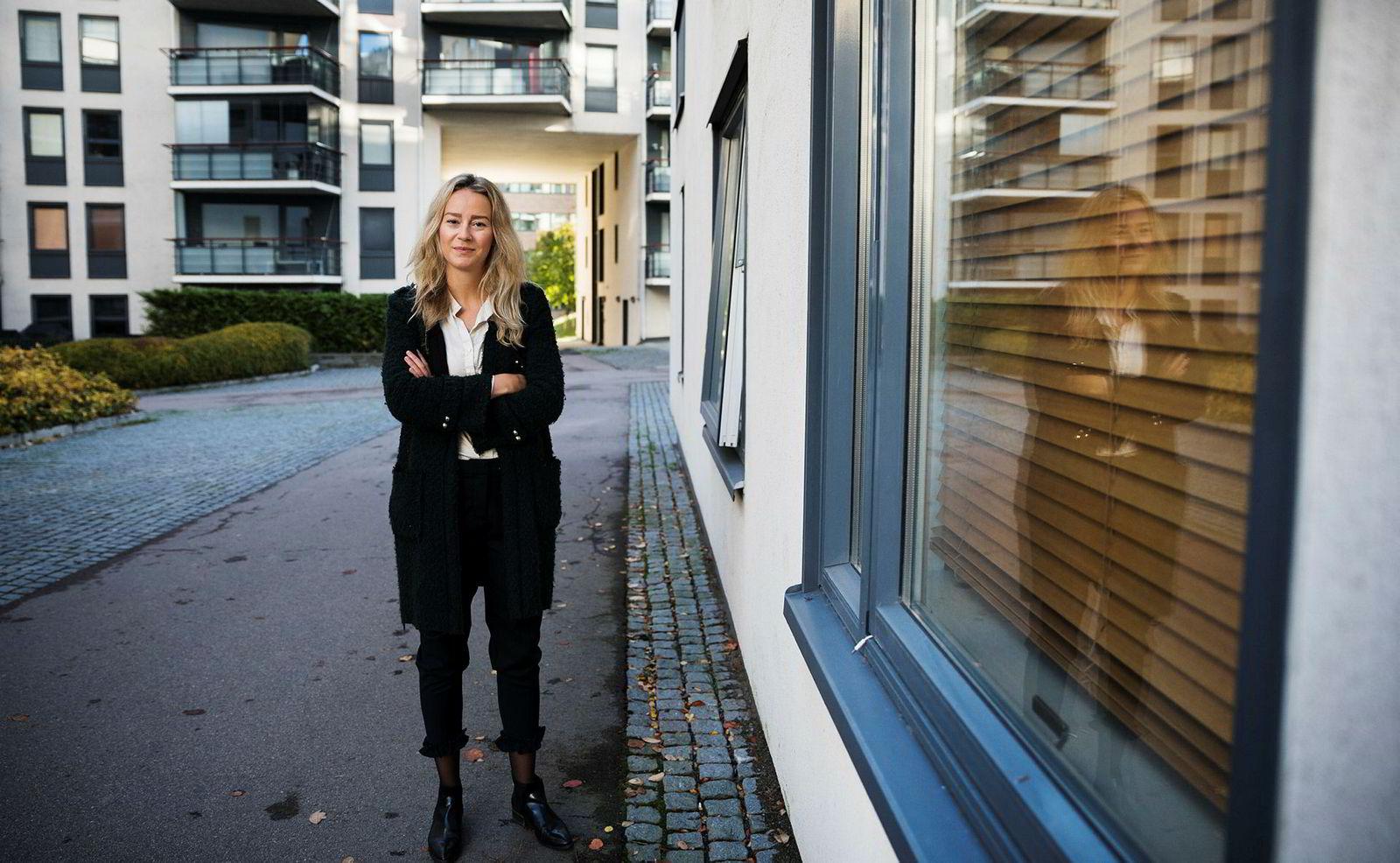 Nejra Macic, sjeføkonom i Prognosesenteret, er uenig i at det vil bli prispress i Oslo.