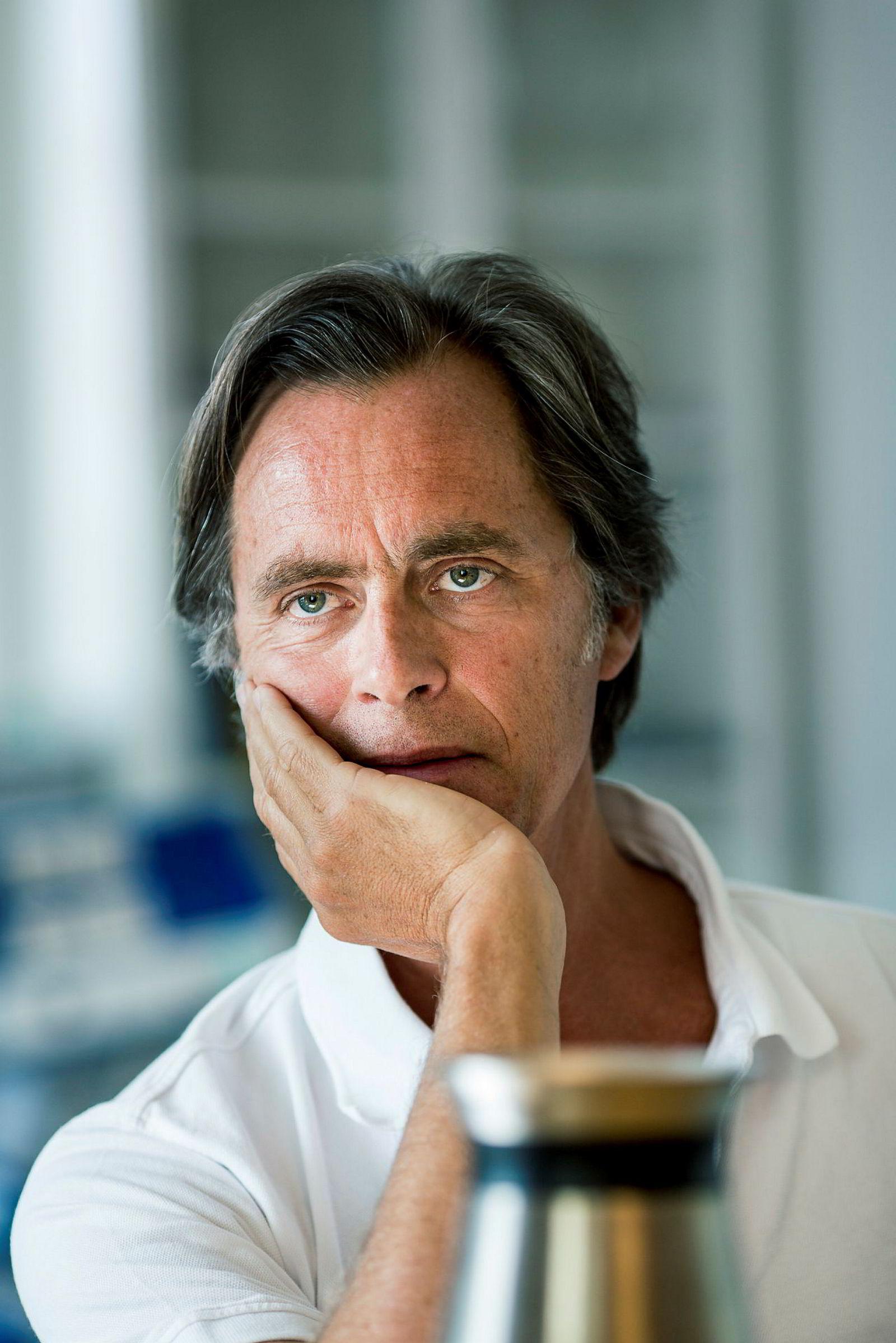 Lege Jørgen Skavlan holder også foredrag.