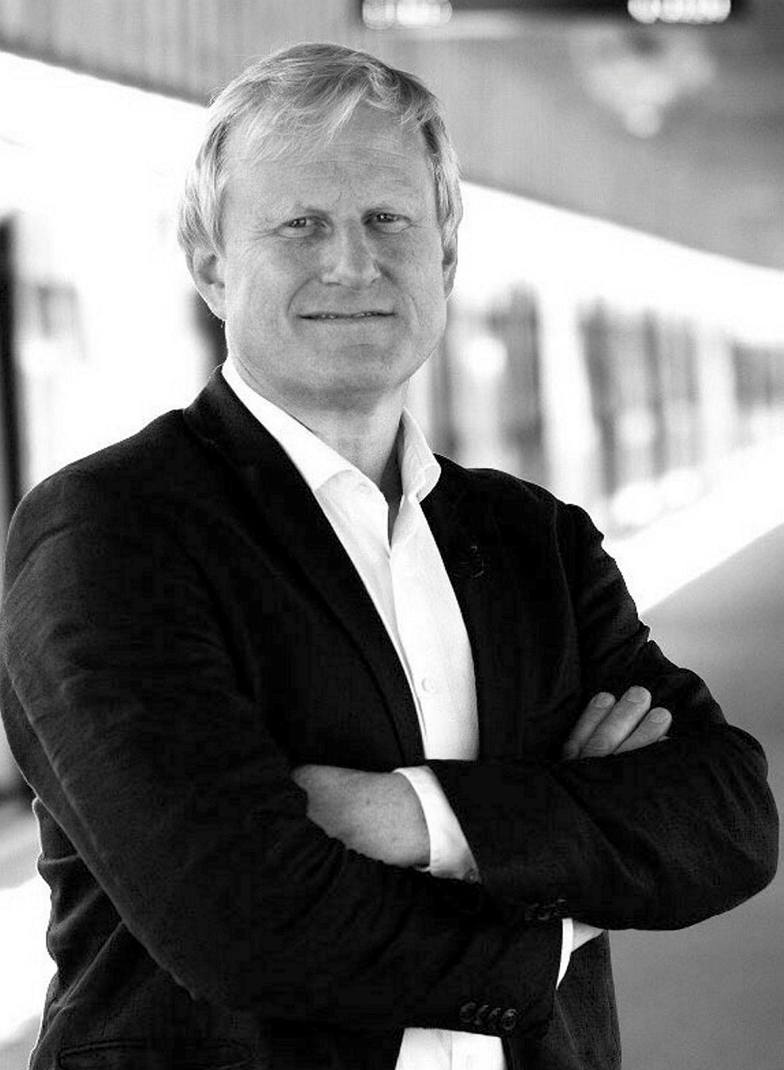 Eirik T. Bøe, toppkandidat i Bærum Venstre
