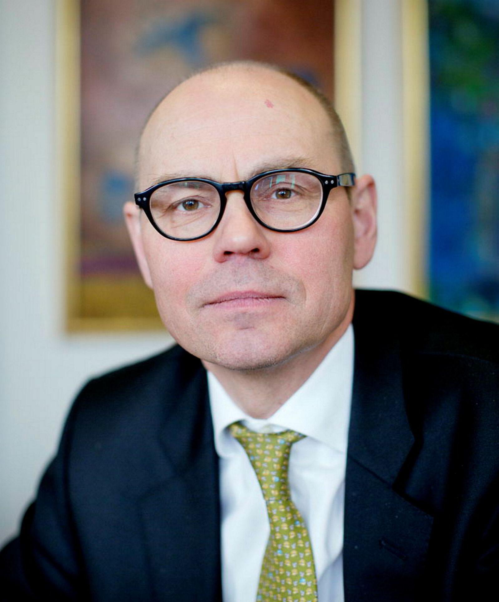 Nils Erling Ødegaard er investeringsdirektør i MP Pensjon.