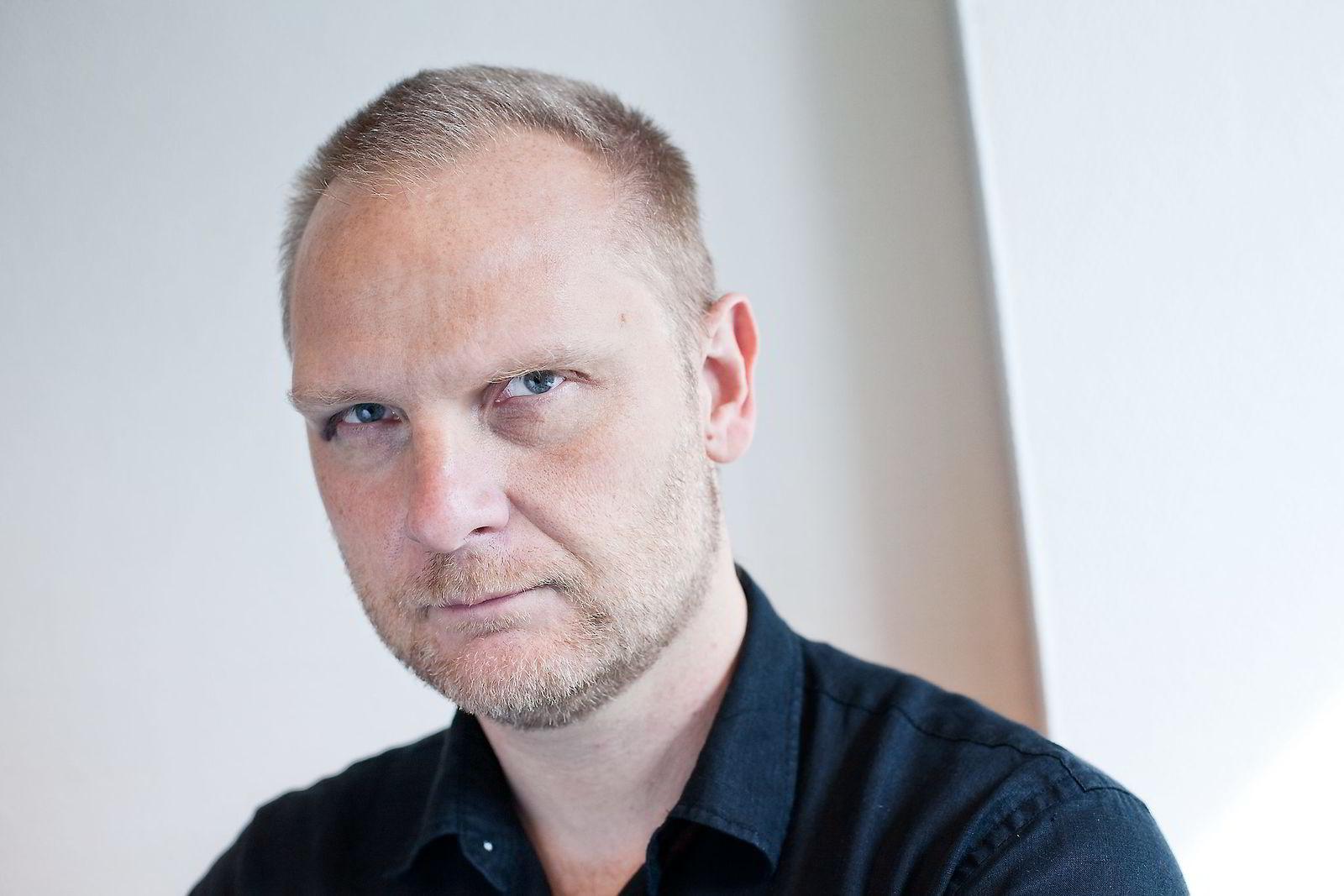 Rådsmedlem og BT-redaktør Frank Rossavik.