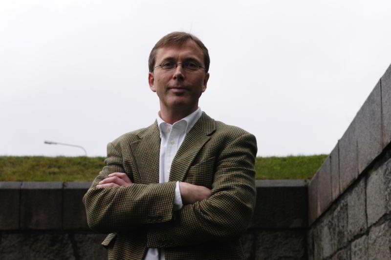 høyskolelektorDag Jørgen Hveem på Handelshøyskolen BI.