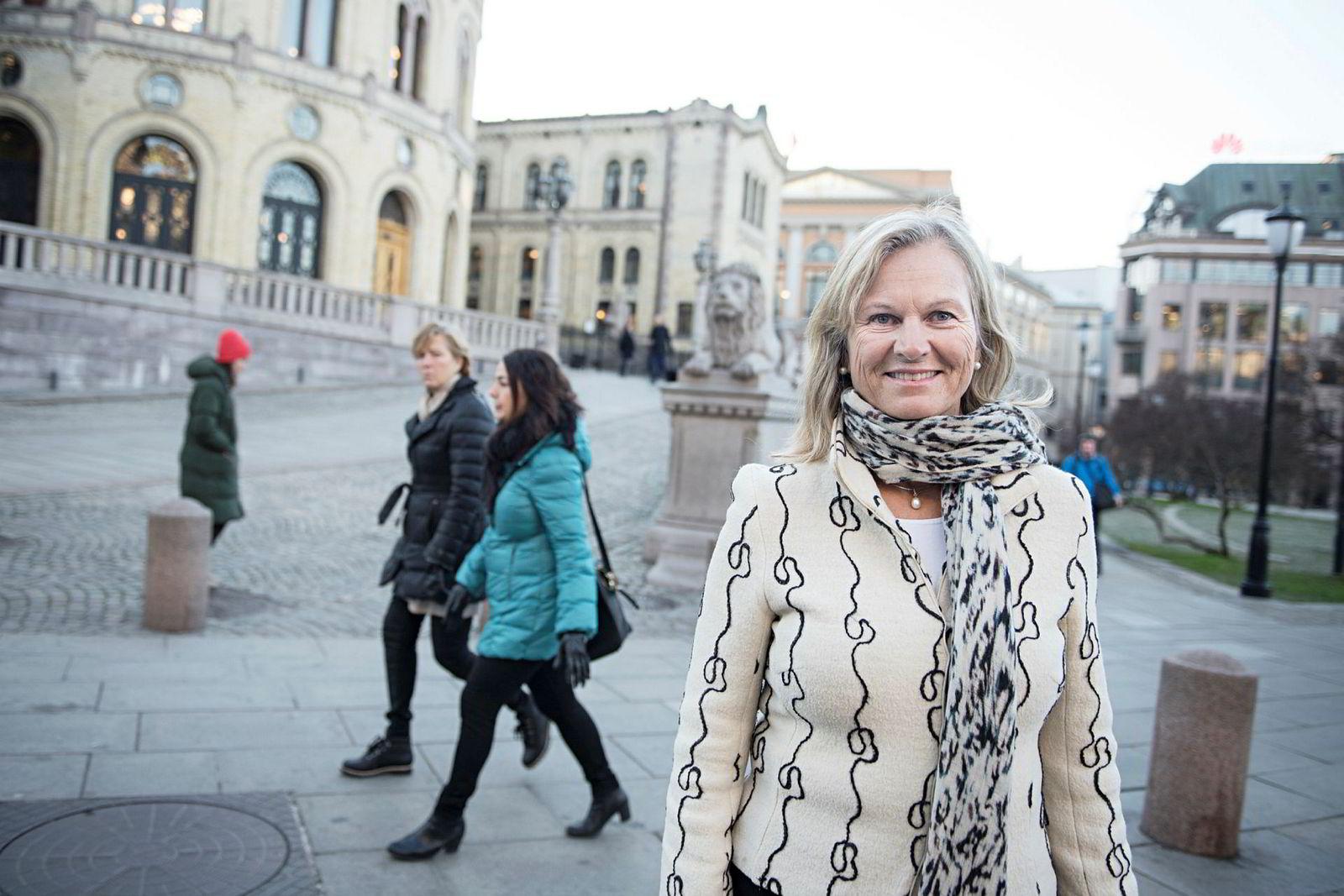 Kristin Krohn Devold i NHO Reiseliv gir Norwegian all mulig credit for fjorårets kraftige turistvekst fra USA.