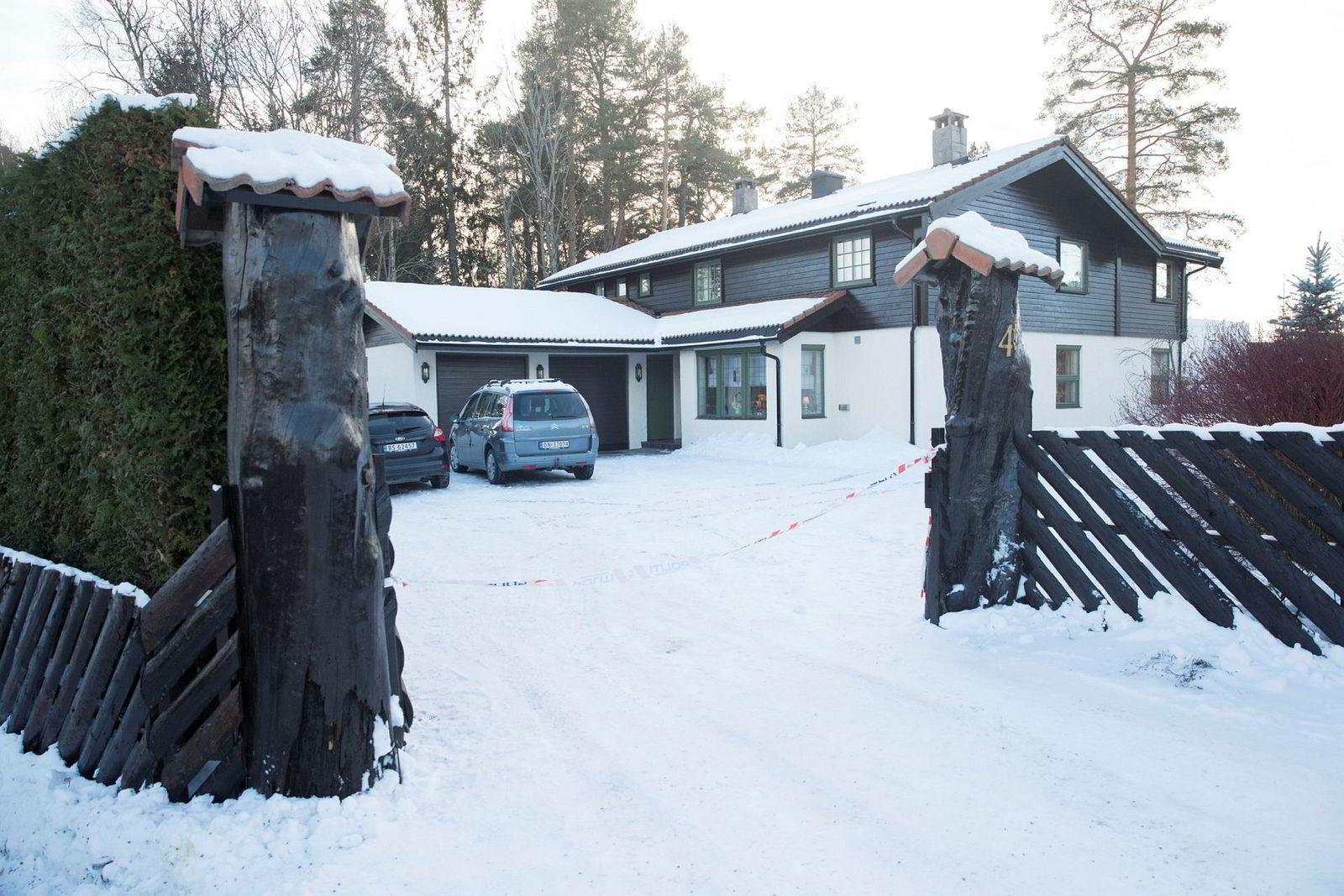 Anne-Elisabeth Hagen ble sist observert her ved hjemmet på Fjellhamar tidlig på dagen den 31. oktober.
