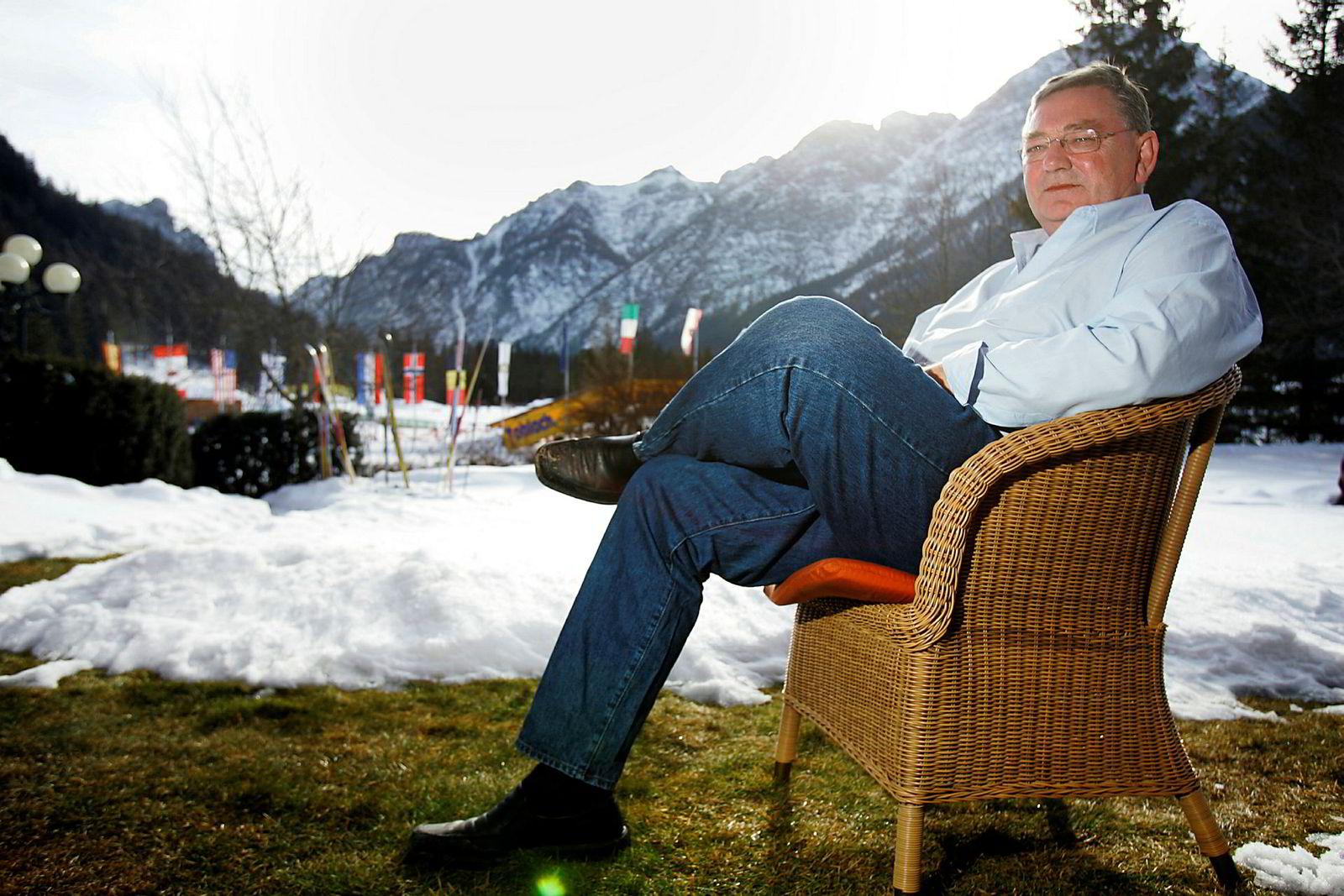 Jacob Lund har hatt ansvaret for flere av norsk idretts største sponsoravtaler, også med skiforbundet. Han er kritisk til håndteringen av saken.