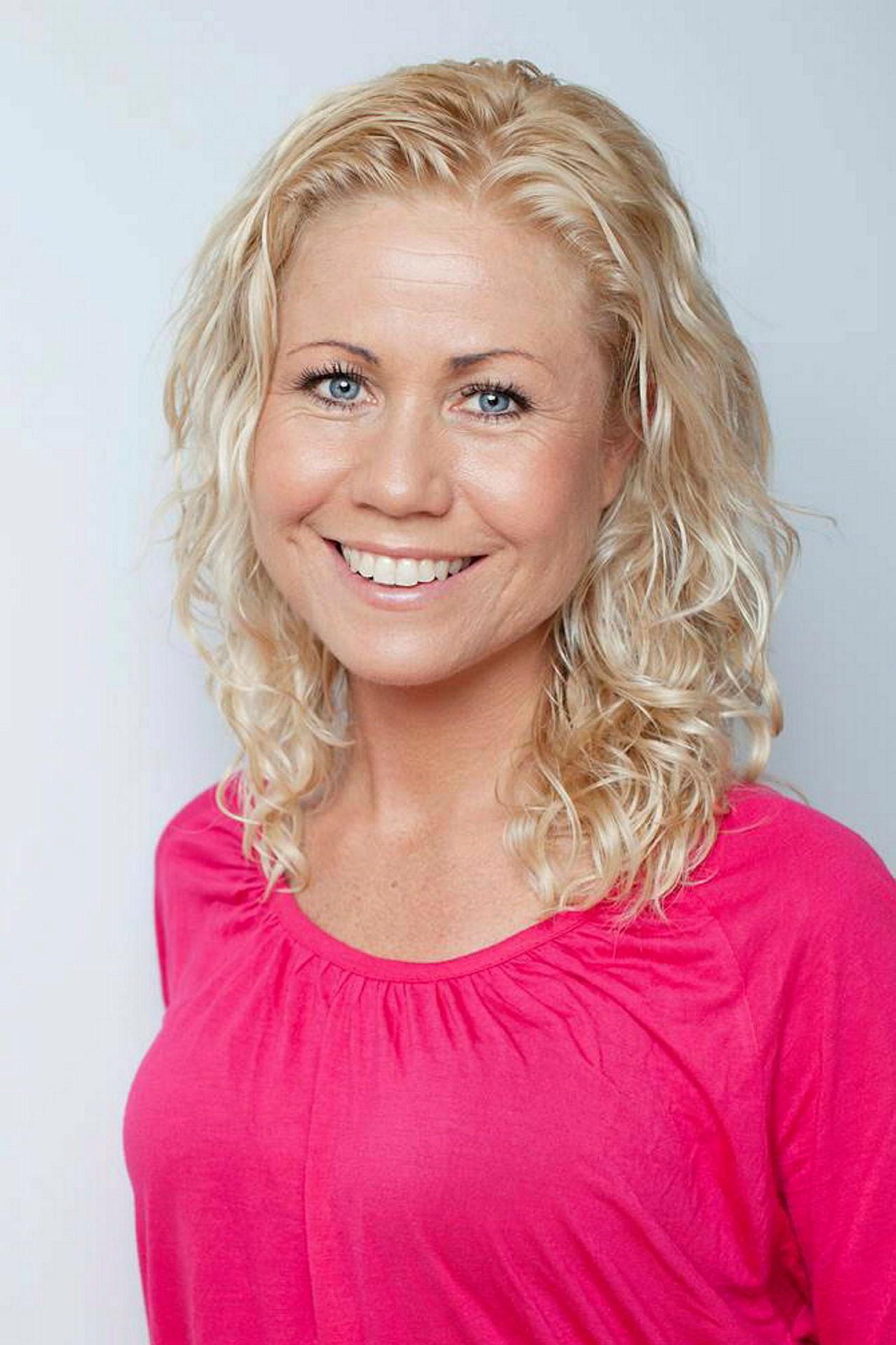 Ernæringsfysiolog, Tine Sundfør.