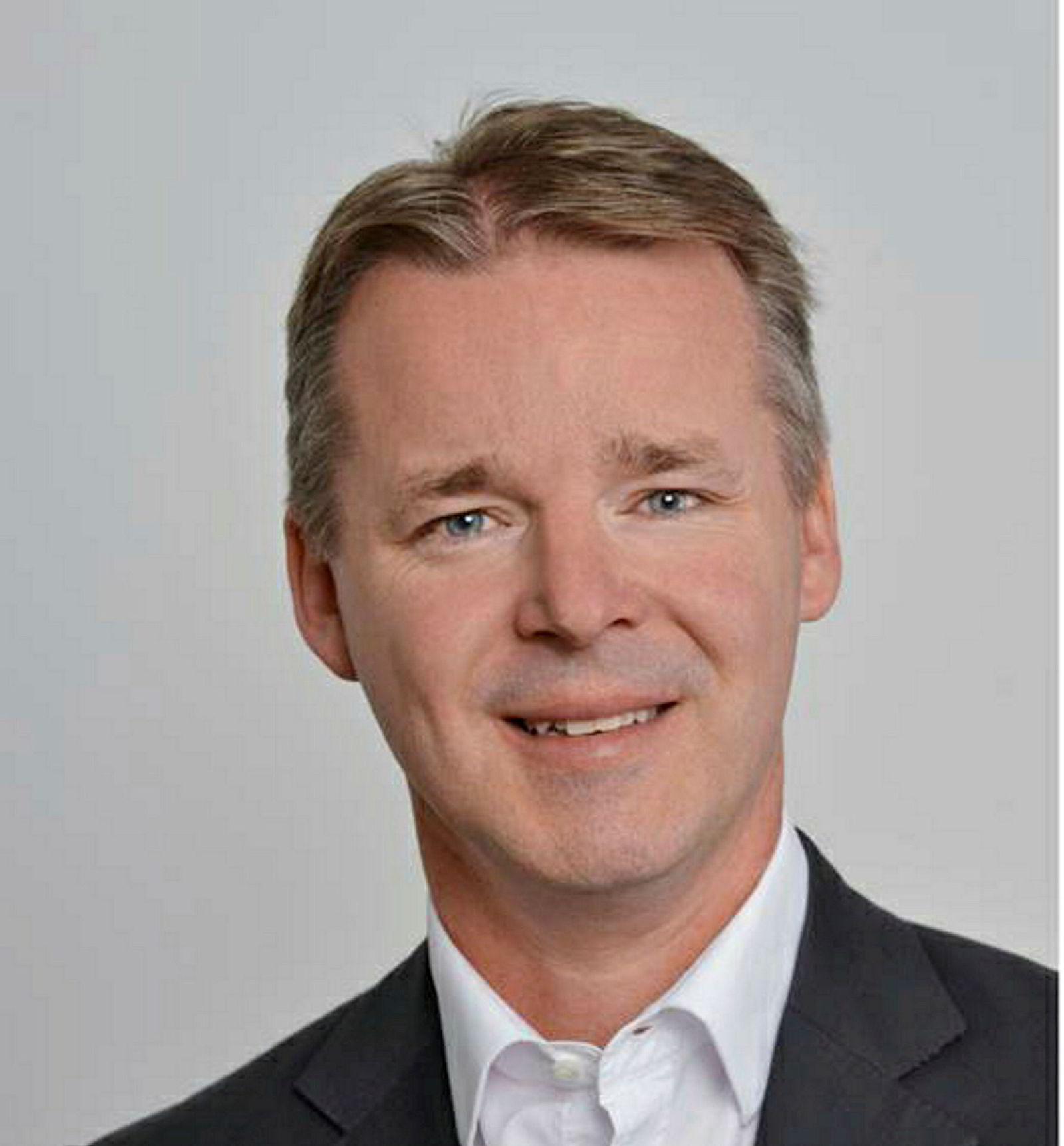 Fredrik Åtting er partner i EQT Partners.