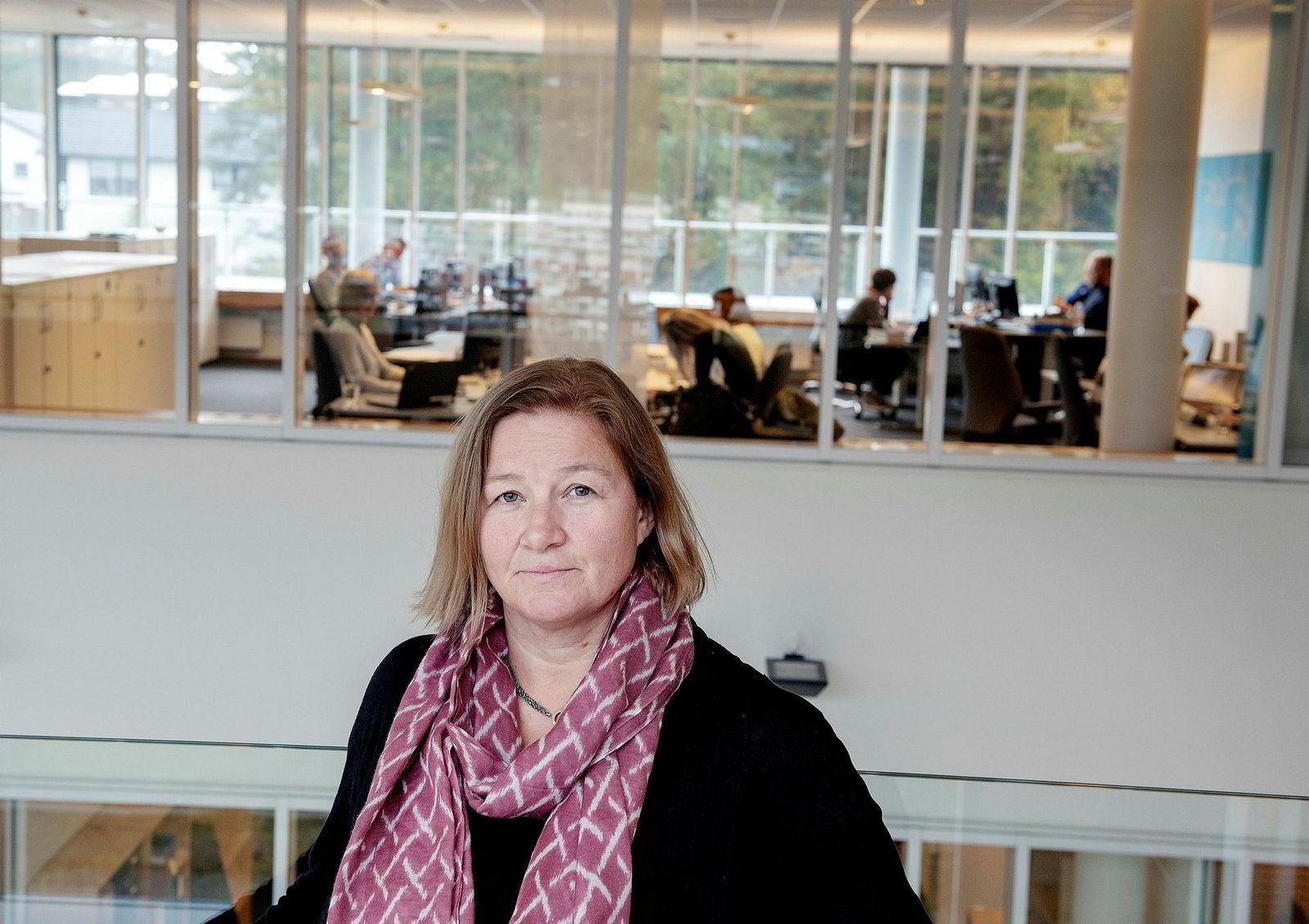 Administrerende direktør i Holbergfondene Magny Øvrebø tror det skal bli verre før det blir bedre.