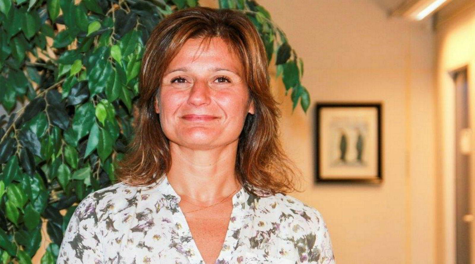 Pinar Heggernes er instituttleder ved institutt for informatikk ved Universitetet i Bergen