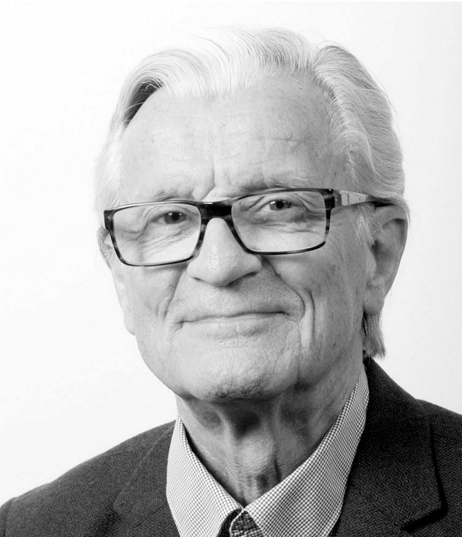 Helge Hveem, professor emeritus og hytteeier
