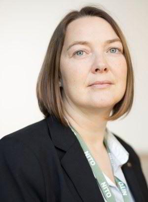 Trude Skogesal, visepresident i Nito. (Foto; Ingrid Styrkestad, Nito)