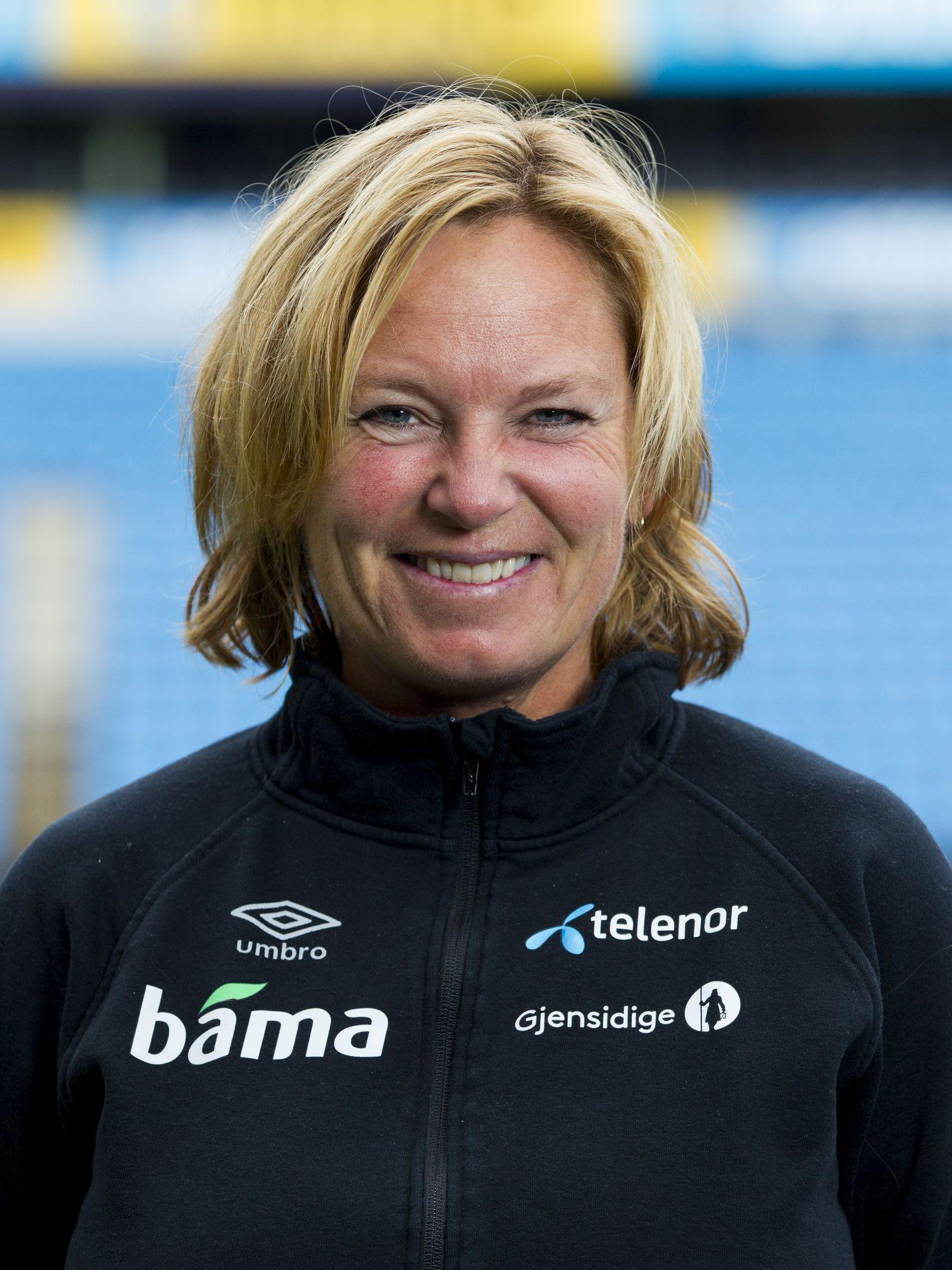EKSPERT: Professor Anne Marte Pensgaard ved Olympiatoppen. Foto: Vegard Wivestad Grøtt /