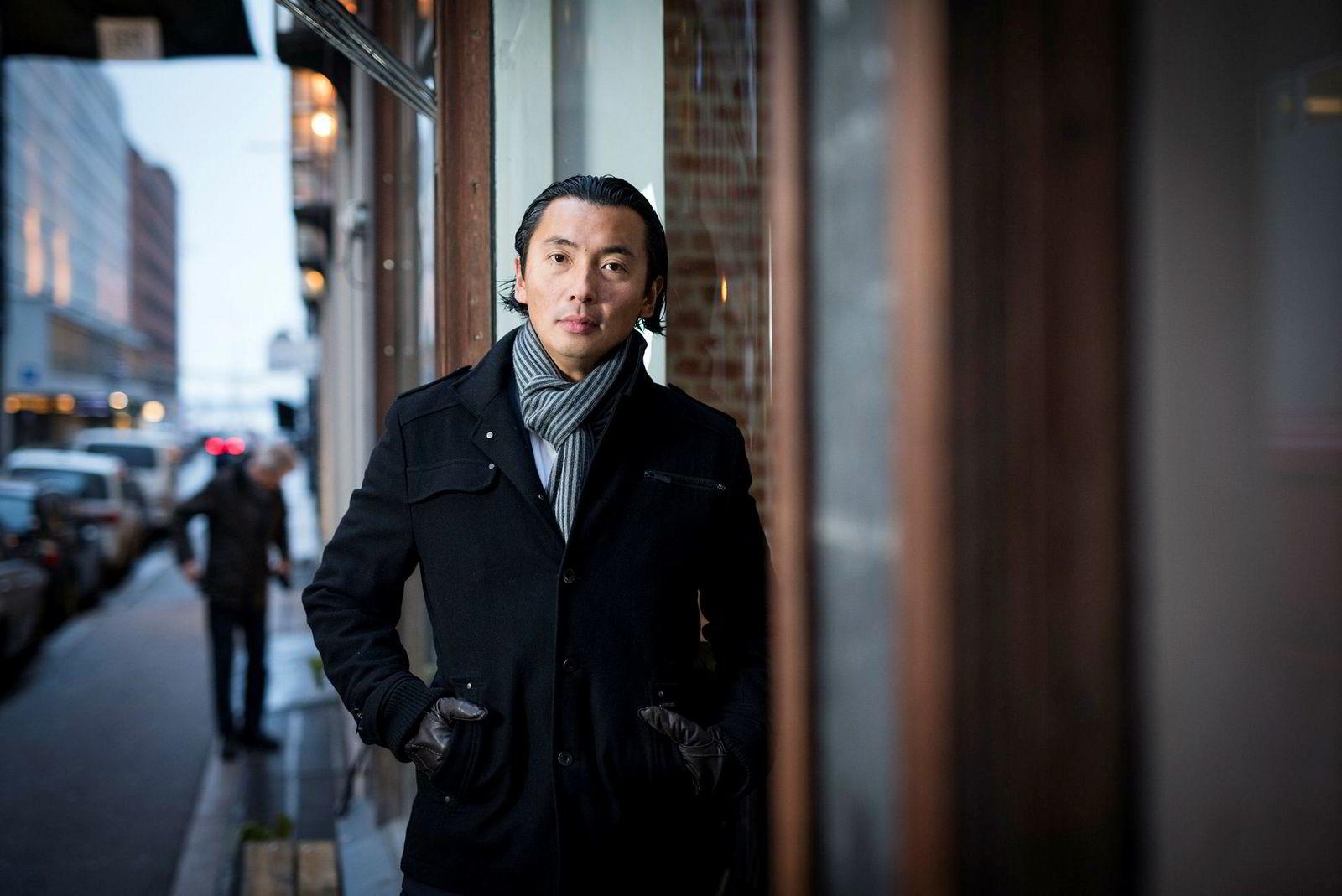 Olav Chen, Storebrand Kapitalforvaltning.